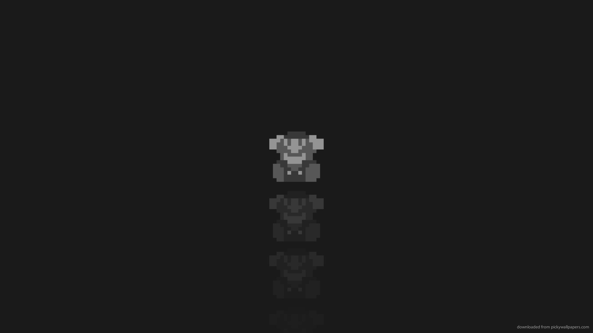Game Over Mario for 1920×1080