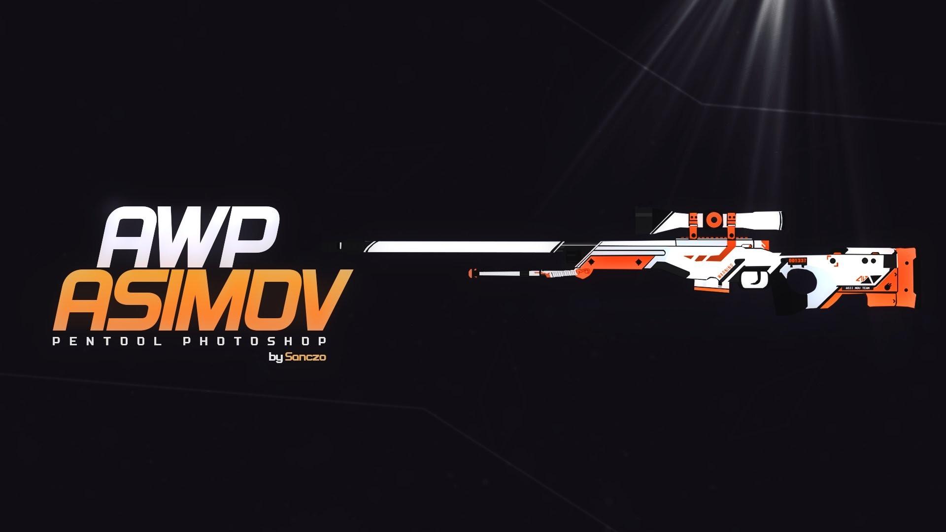 AWP ASIIMOV Pentool SPEEDART by Sanczo | Free Download | PL HD – YouTube