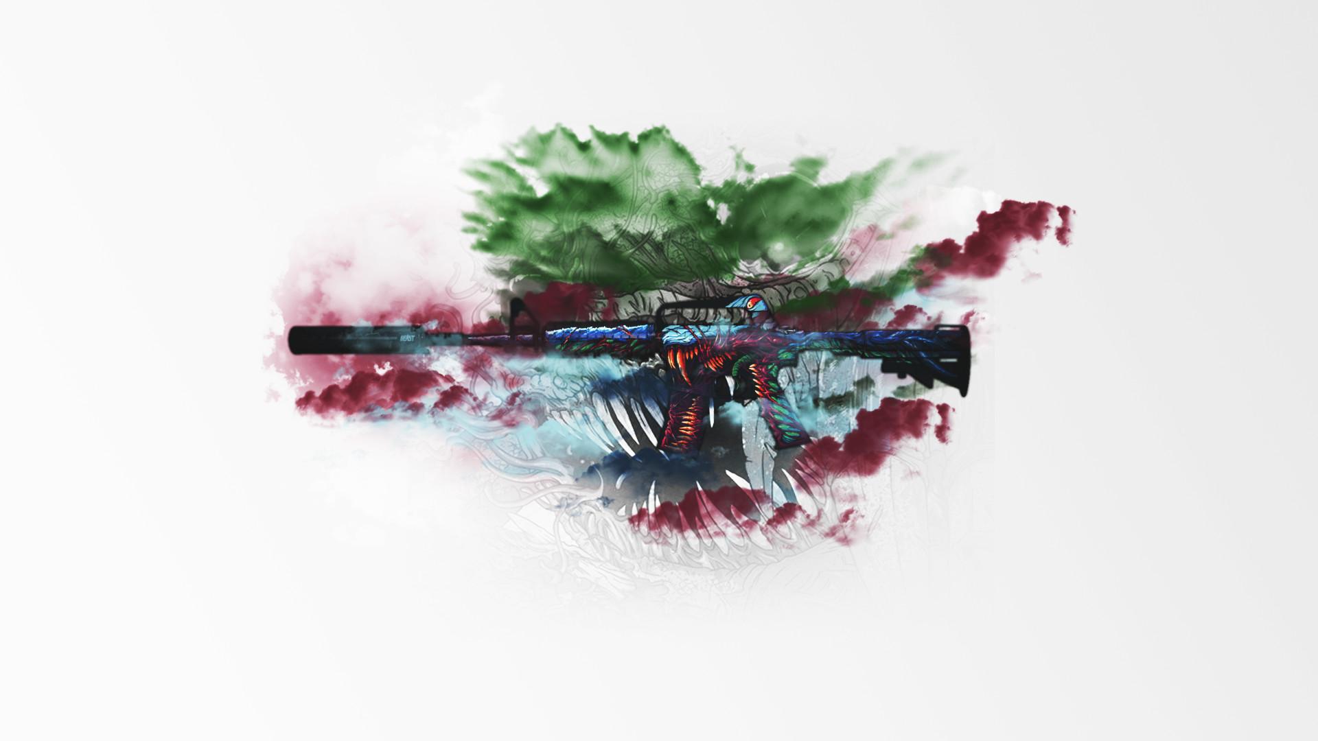 M4A1-S | Hyper Beast | Wallpaper HD | Skin CS:GO | | CS:GO SKIN Wallpaper  HD | Pinterest | Hyper beast