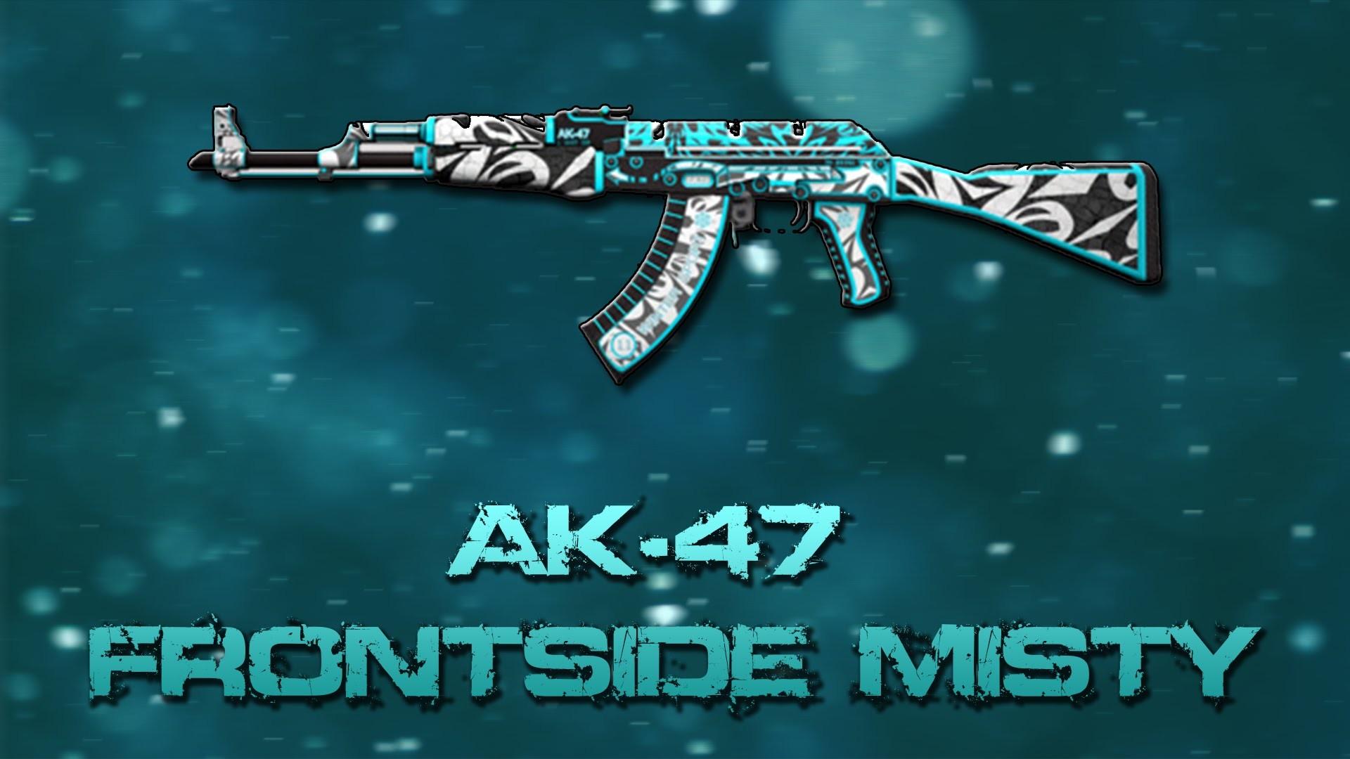 AK-47 FRONTSIDE MISTY – YouTube
