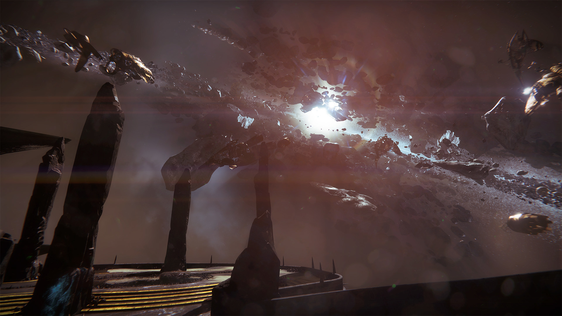 Destiny The Taken King – Dreadnaught