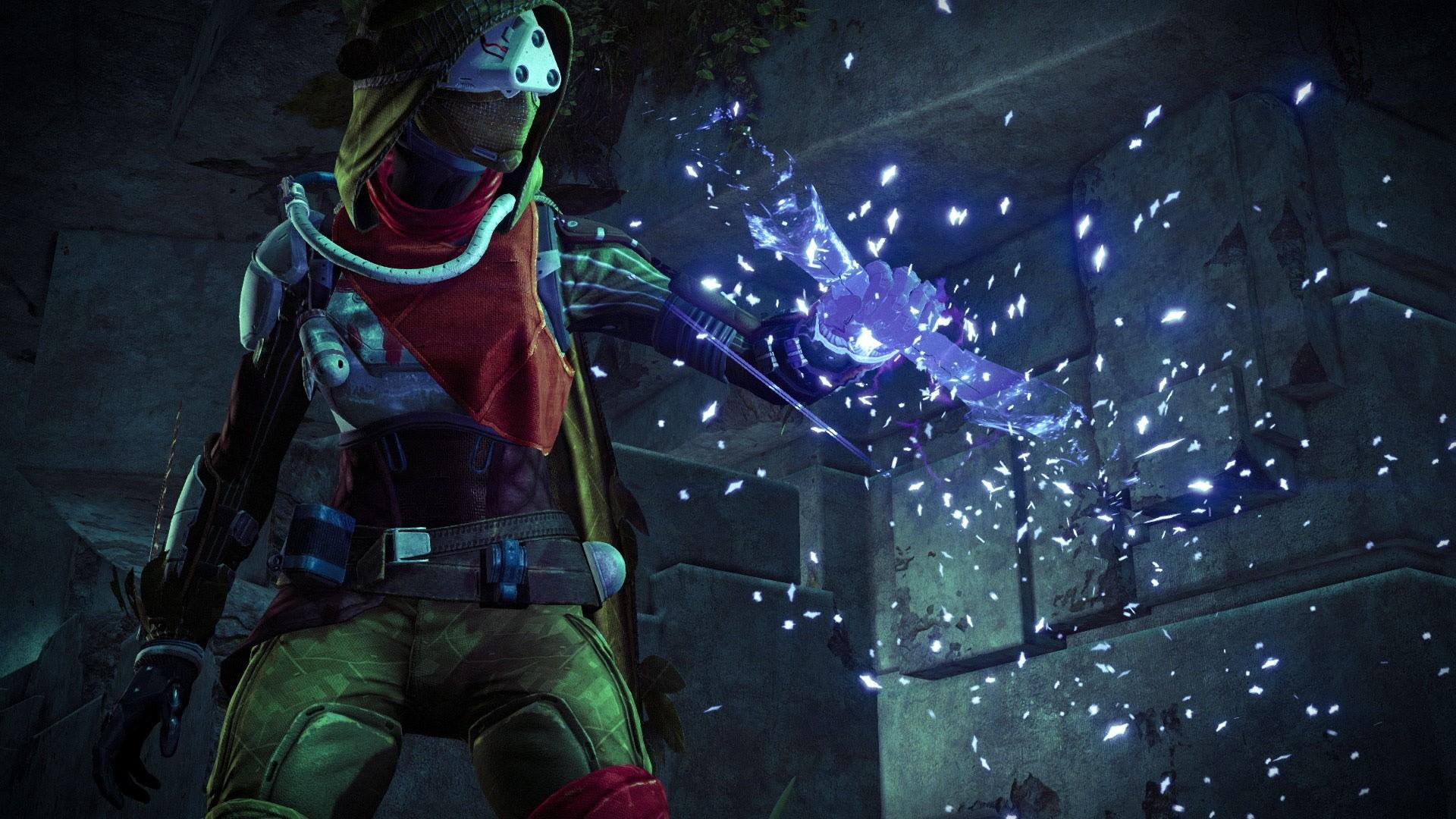 Destiny Hunter Bladedancer Gif | www.galleryhip.com – The Hippest Pics