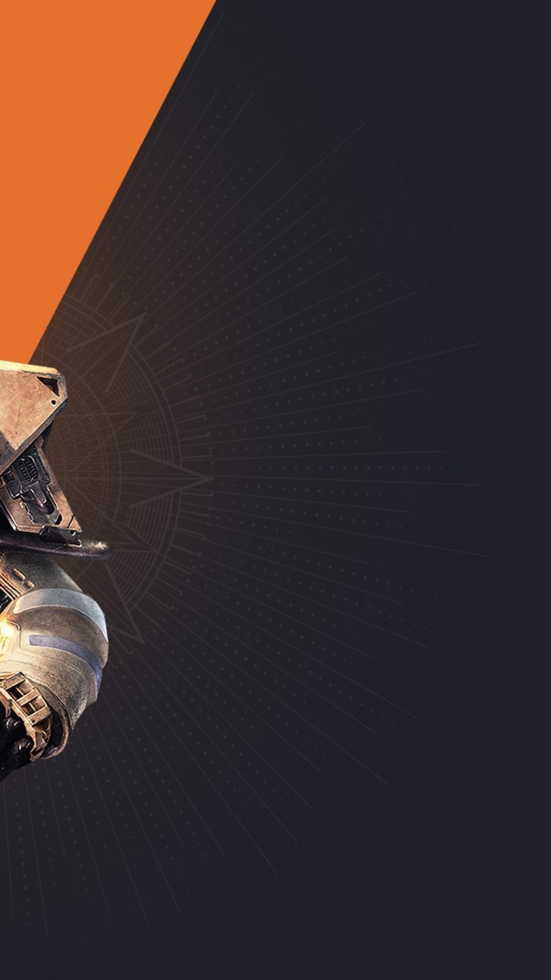 Destiny The Taken King, Sci-fi, Robot, Flame