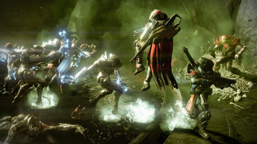 Destiny House of Wolves DLC Gets Prison of Elders Details, New Video .