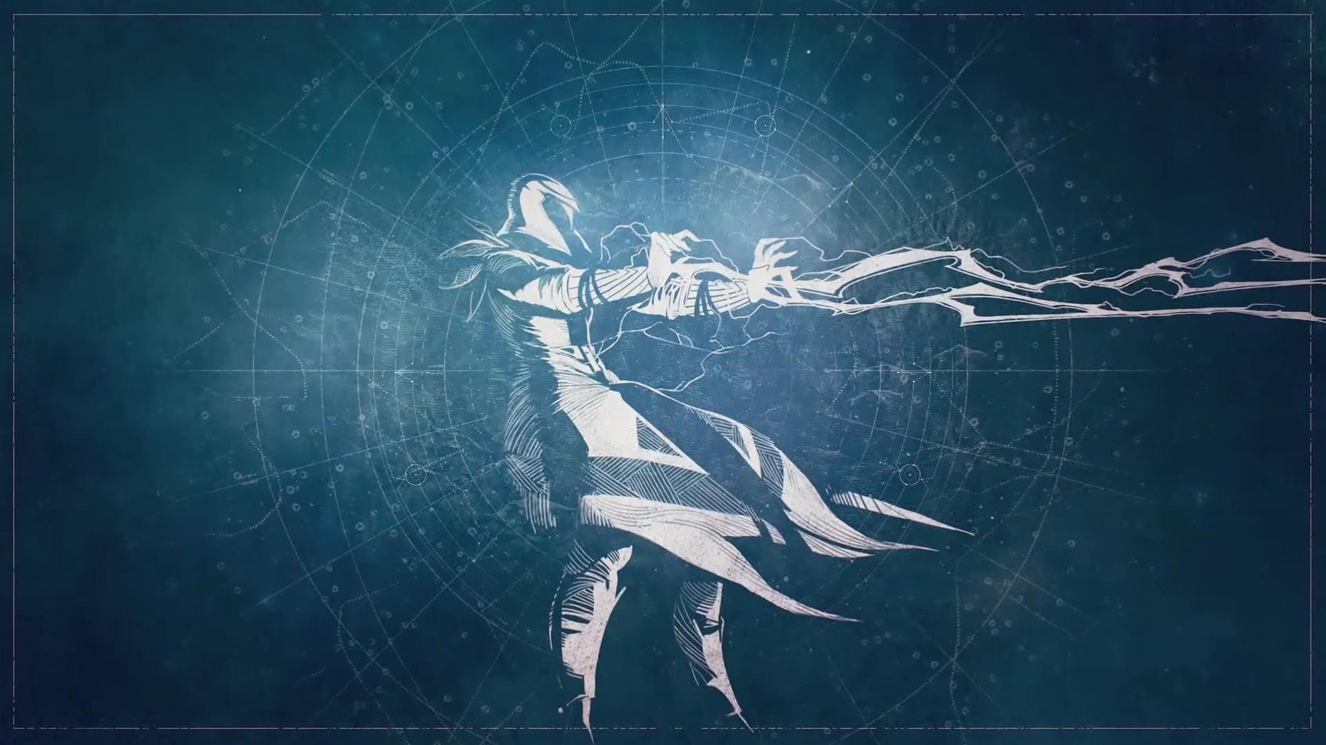 Destiny: The Taken King – Stormcaller Cutscene Artwork