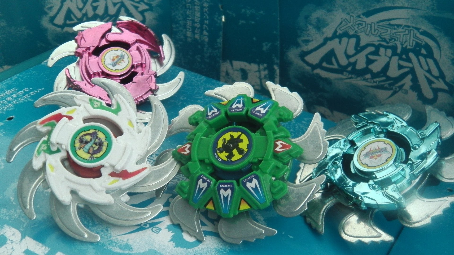 Spin Heat Weight Disks on Old Generation Beyblades – GEARED SHURIKENS? –  YouTube