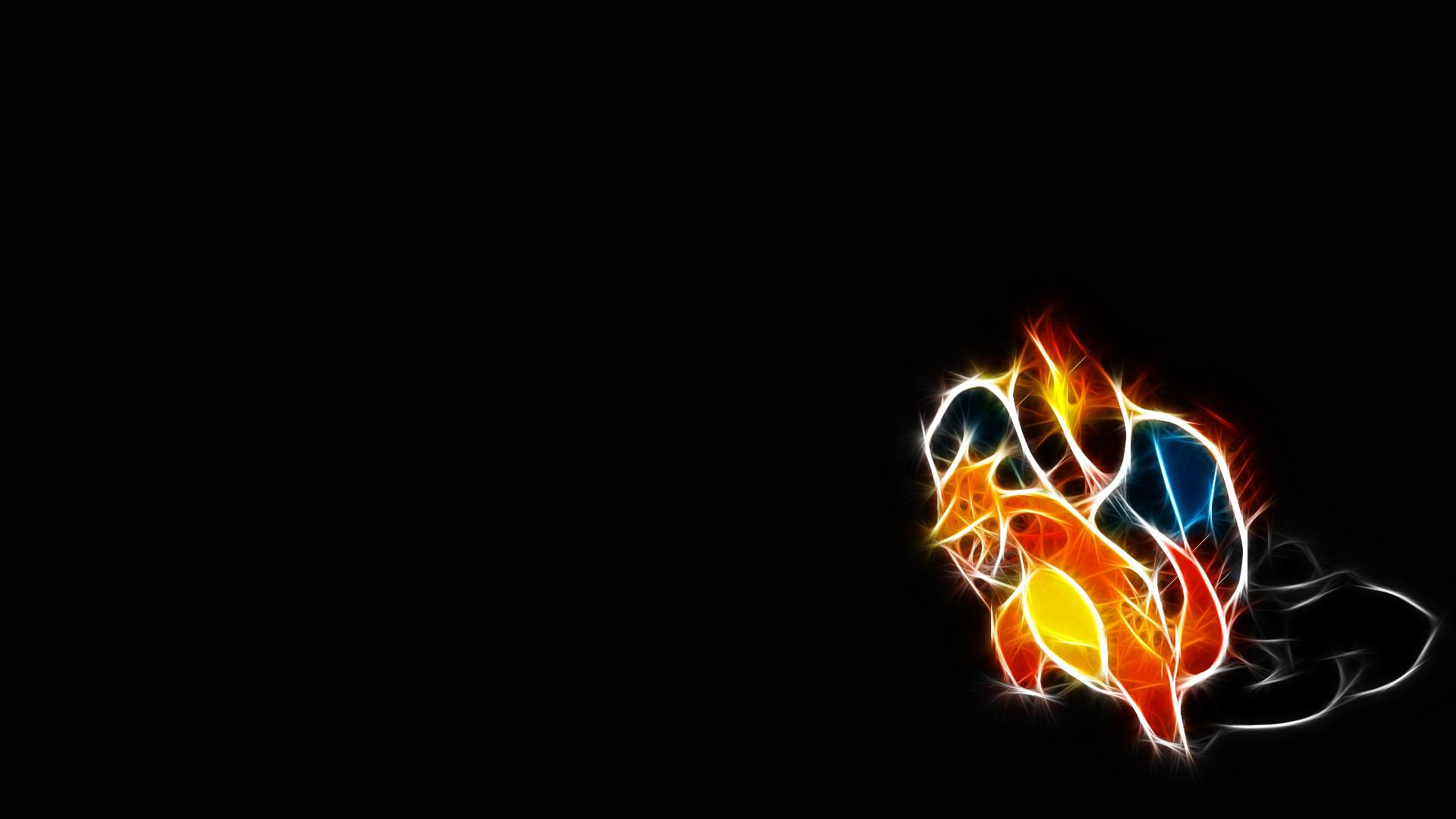 Pokemon Charizard Background HD.
