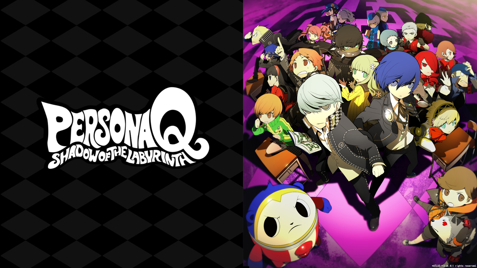 … download Persona Q: Shadow Of The Labyrinth image