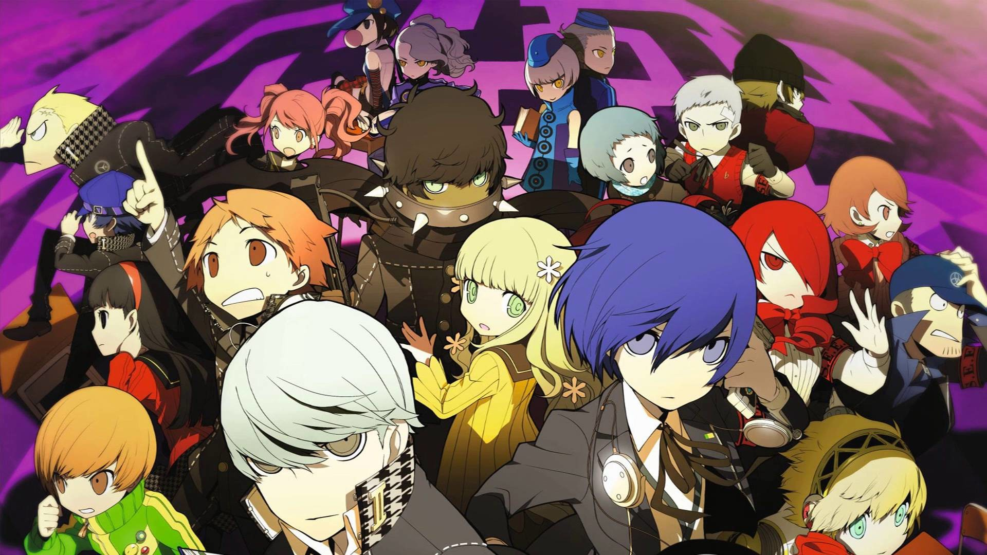 Klagmar's Top VGM #2,030 – Persona Q: Shadow of the Labyrinth – Laser Beam  – YouTube