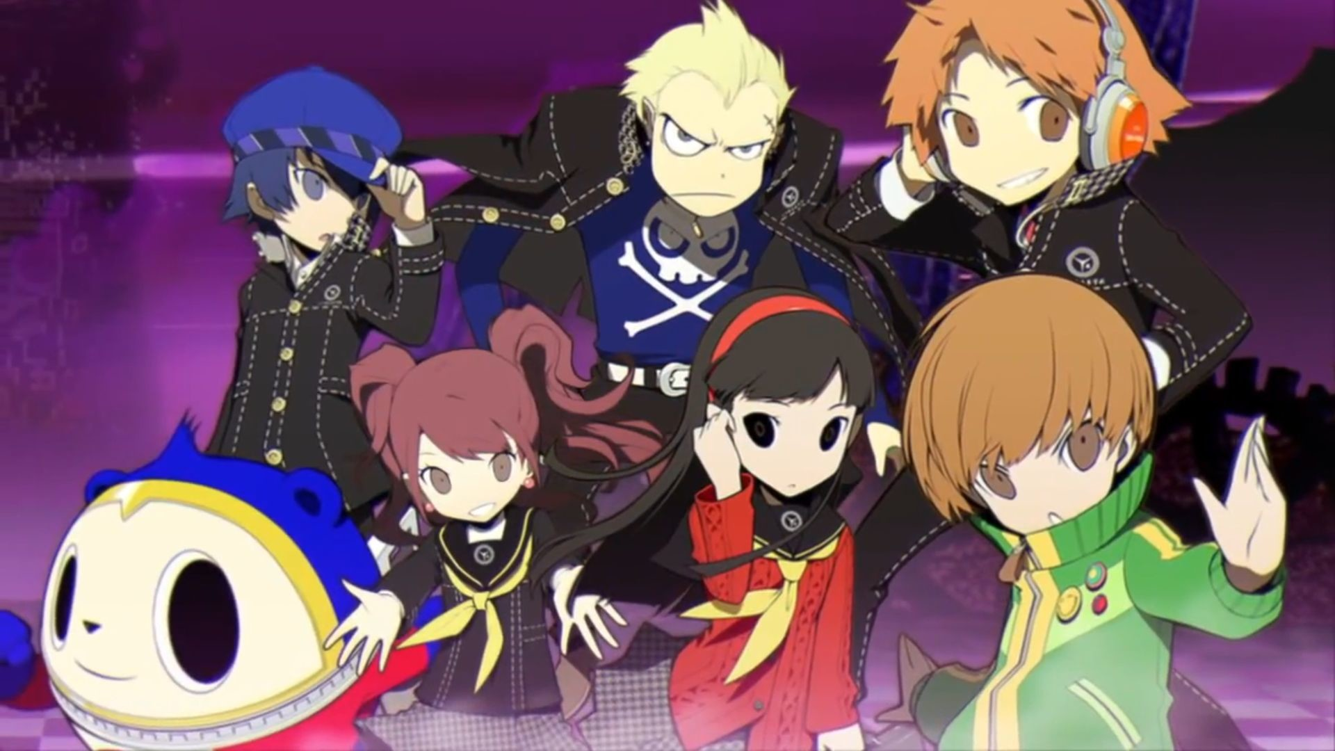 Persona Q's Launch Trailer is a Mash Up Made in Heaven