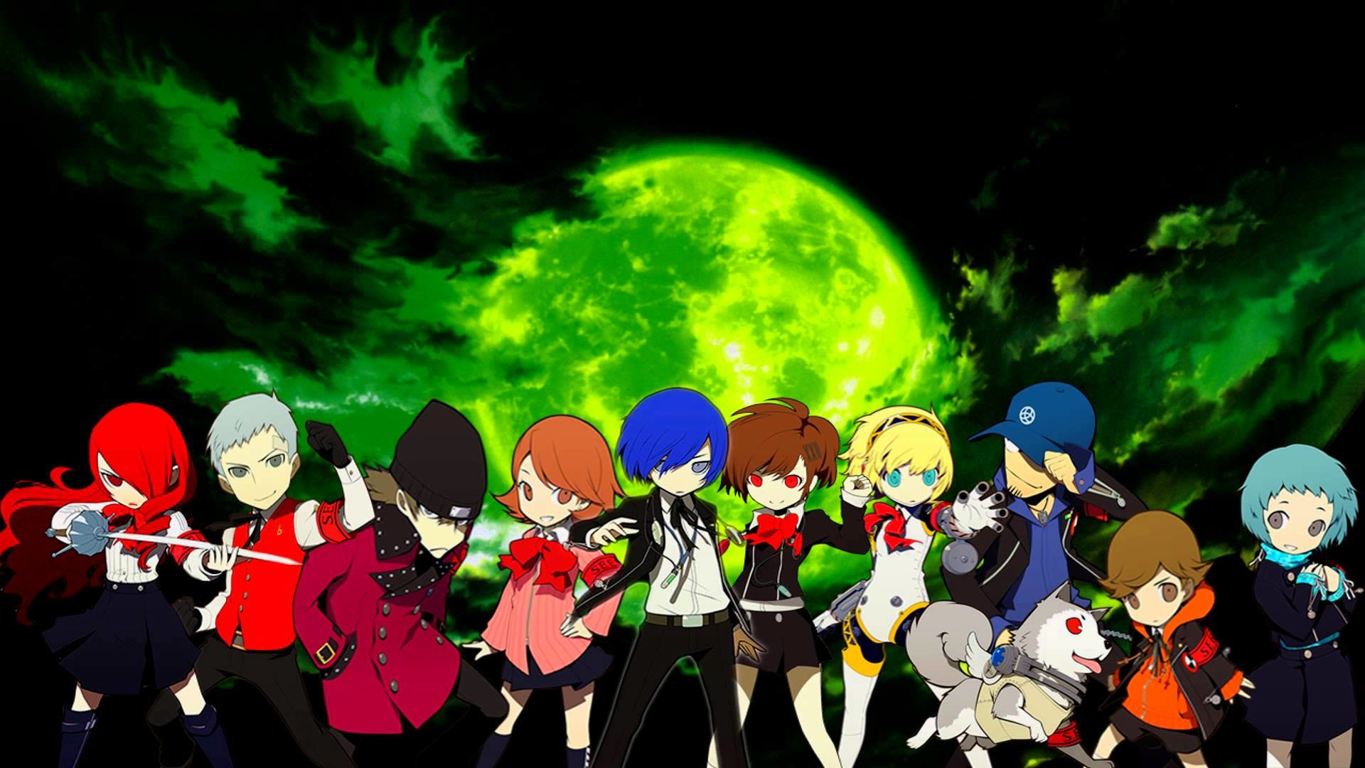 """Persona Q: Shadow of the Labyrinth OST – """"The Voice Someone Calls"""""""