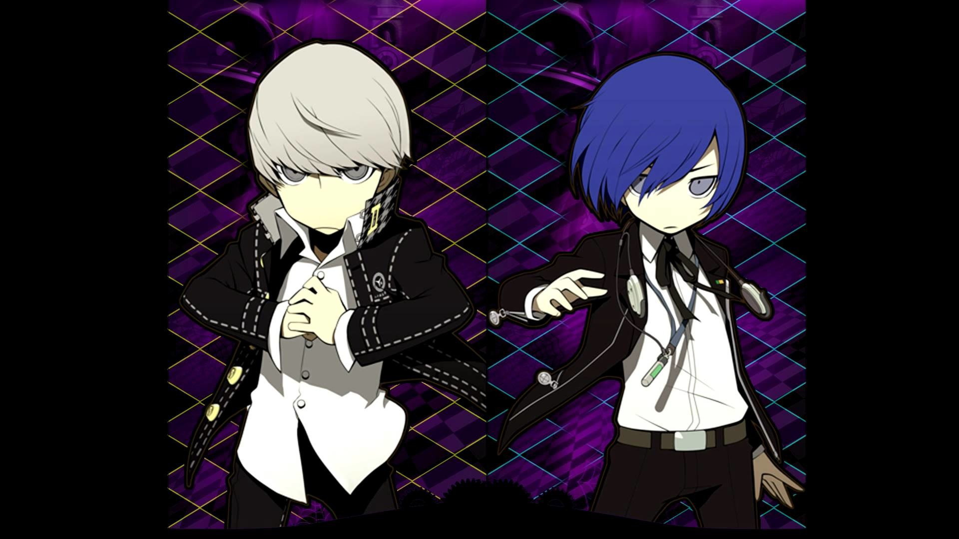 Persona Q Mashup – P3 & P4 Battle Themes Combined – Light the Fire Up in  the Night
