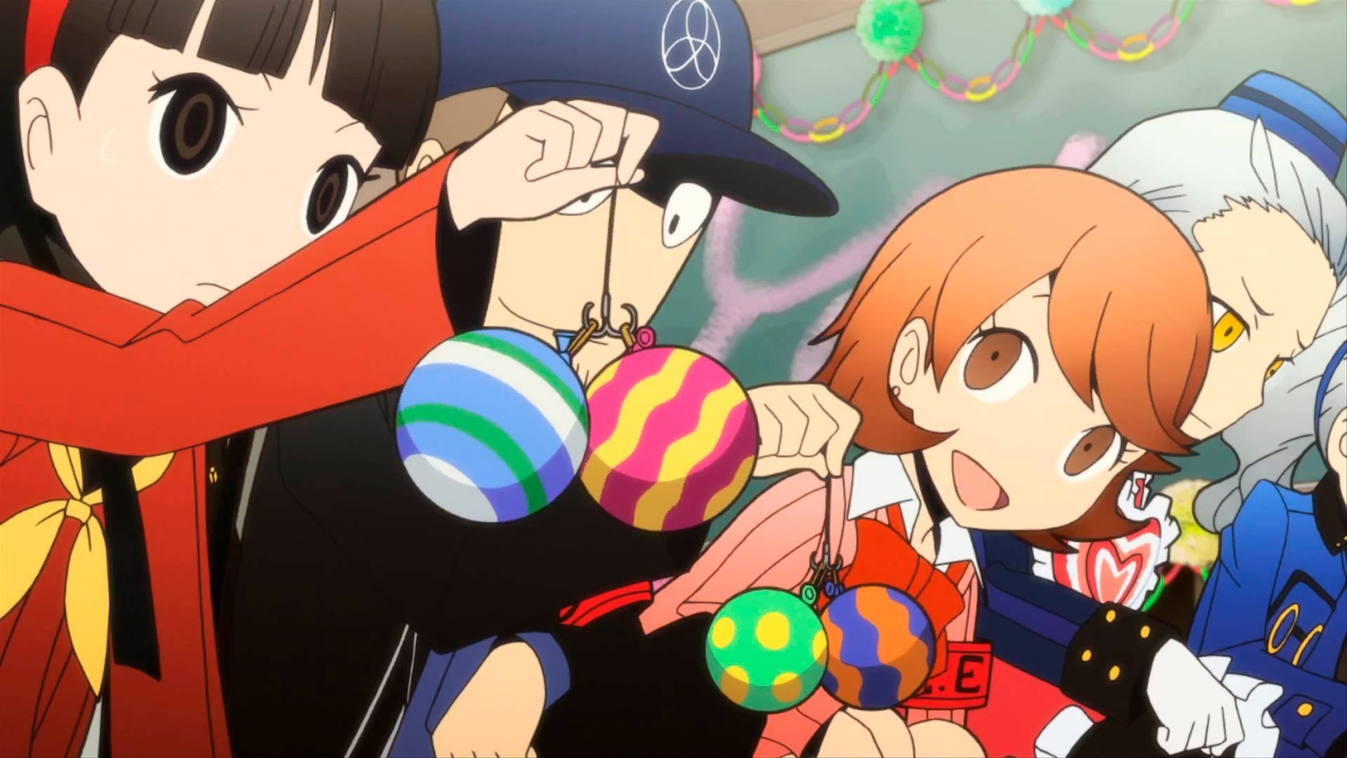 Persona Q: Shadow of the Labyrinth Third Trailer – Persona 4 Version –  YouTube