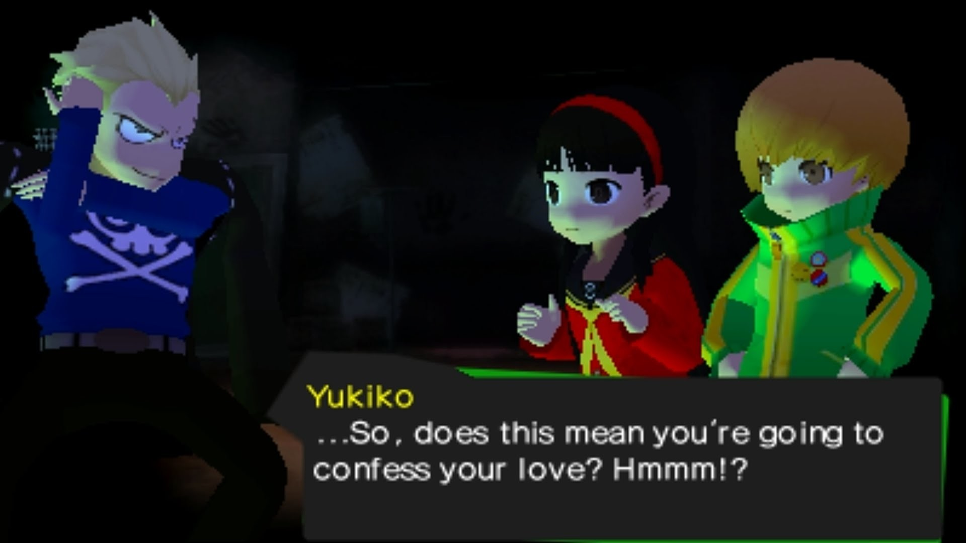 [3DS] Persona Q: Shadow of the Labyrinth [Persona 4] – Evil Spirit Club –  YouTube