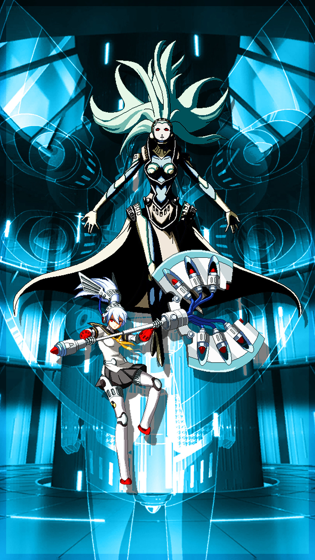Labrys Persona q images