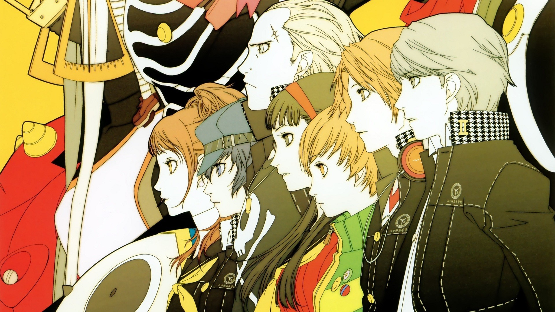 Persona 4: The Golden Duder Project (GB Crew as P4 characters) – Giant Bomb    Favorite Celebs   Pinterest   Giant bomb