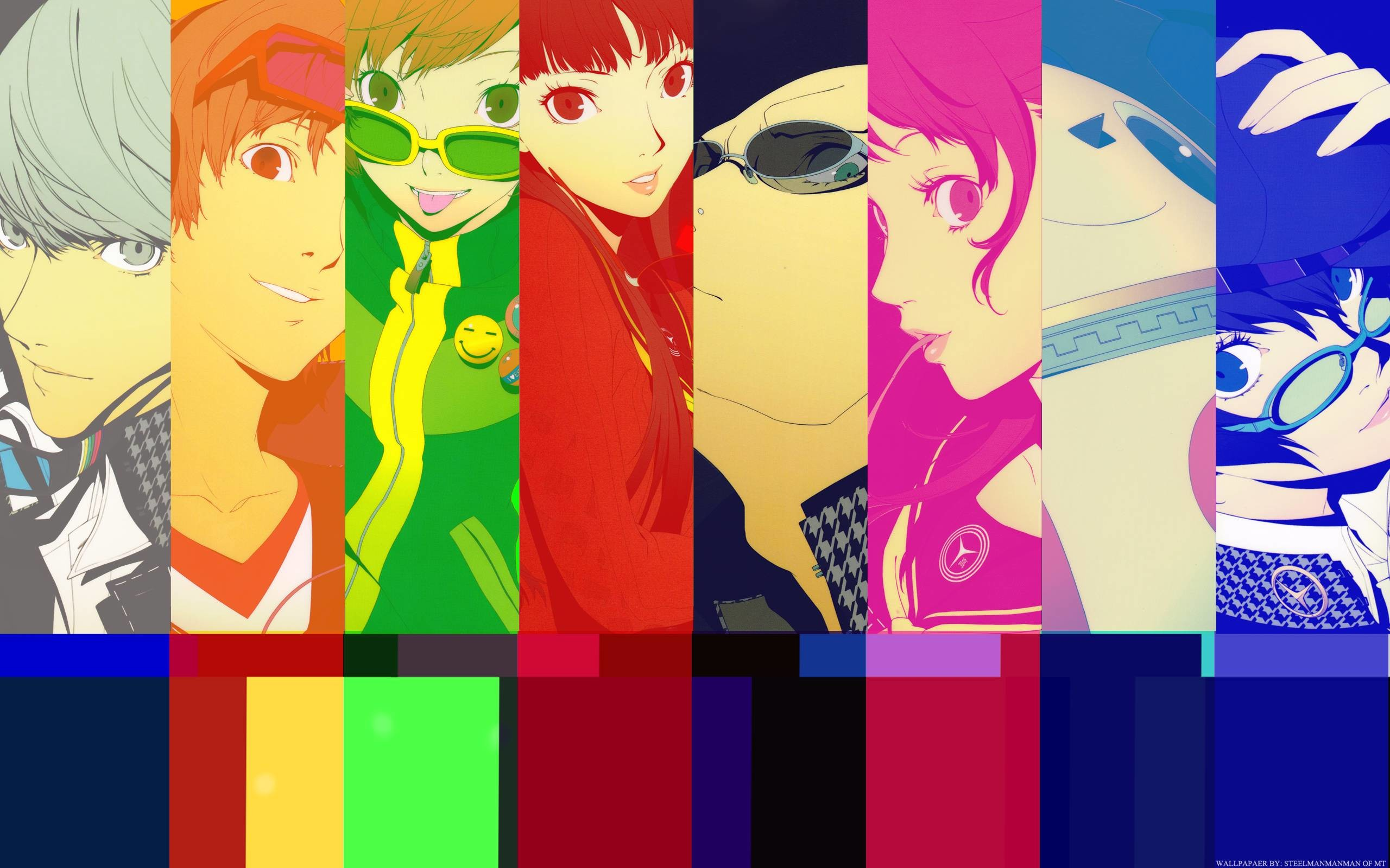 Images For > Persona 4 Golden Wallpaper 1920×1080