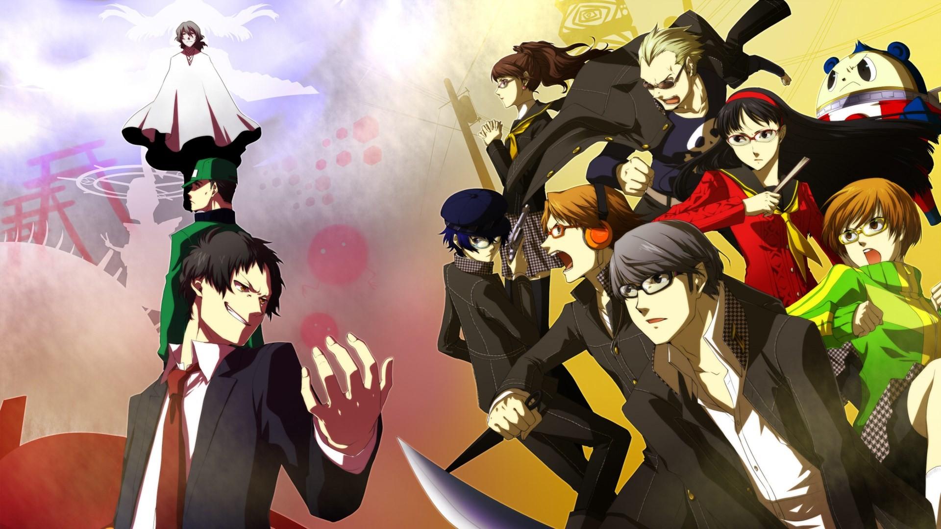 The 25+ best Persona 4 wallpaper ideas on Pinterest   Persona 3 anime, Shin  megami tensei 3 and Persona 4