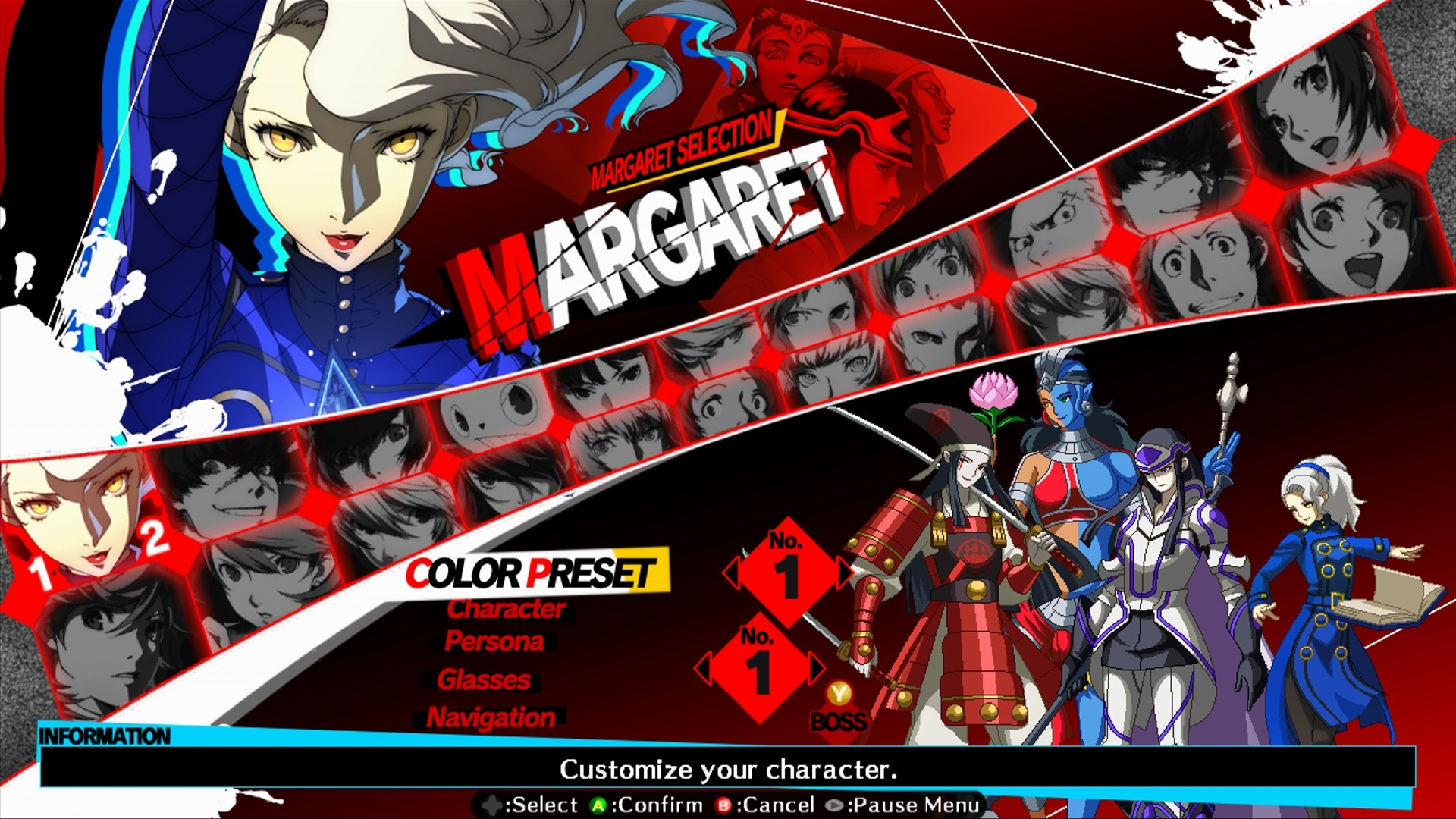 Review: Persona 4 Aren.