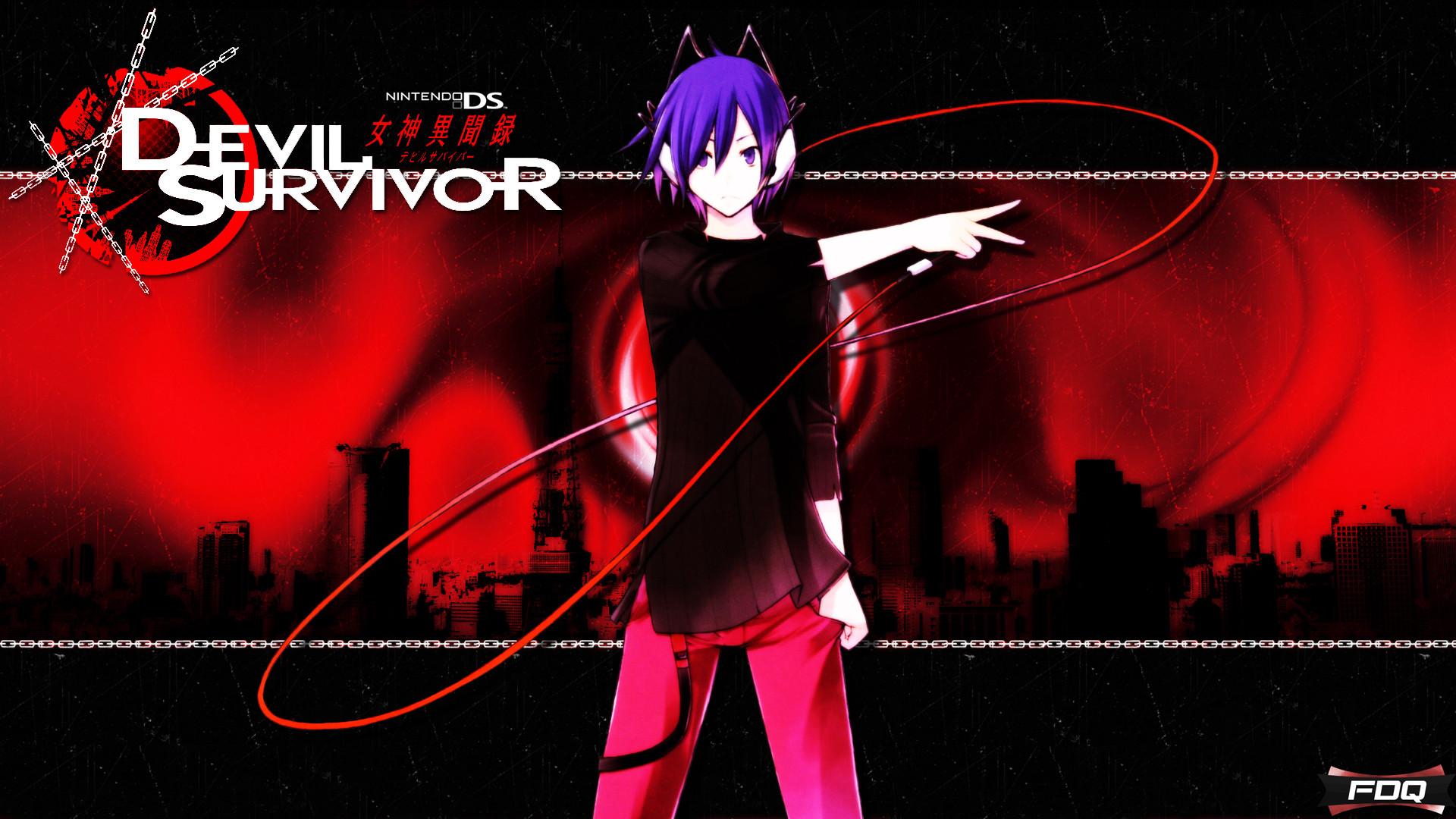 Shin Megami Tensei Devil Survivor q wallpaper     82858    WallpaperUP