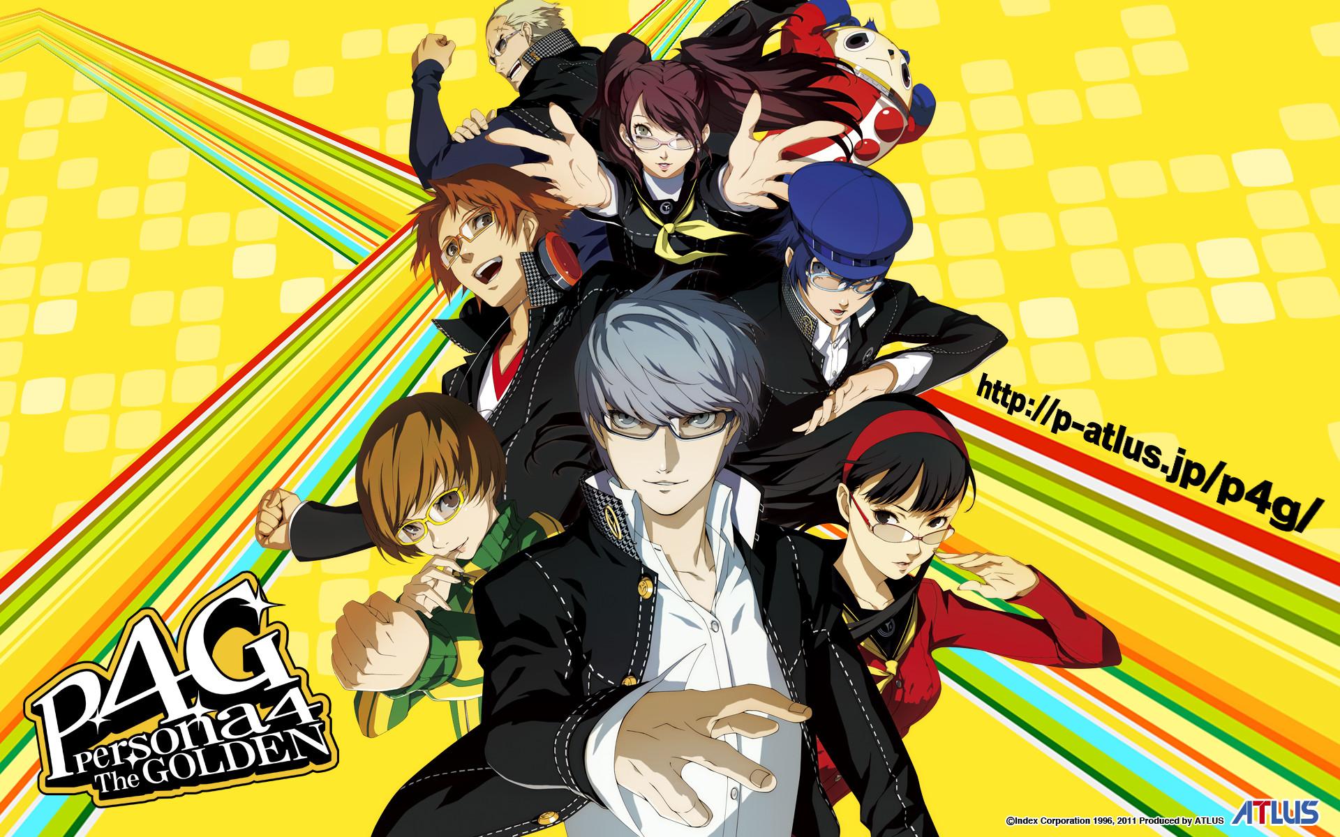 … download Shin Megami Tensei: PERSONA 4 image