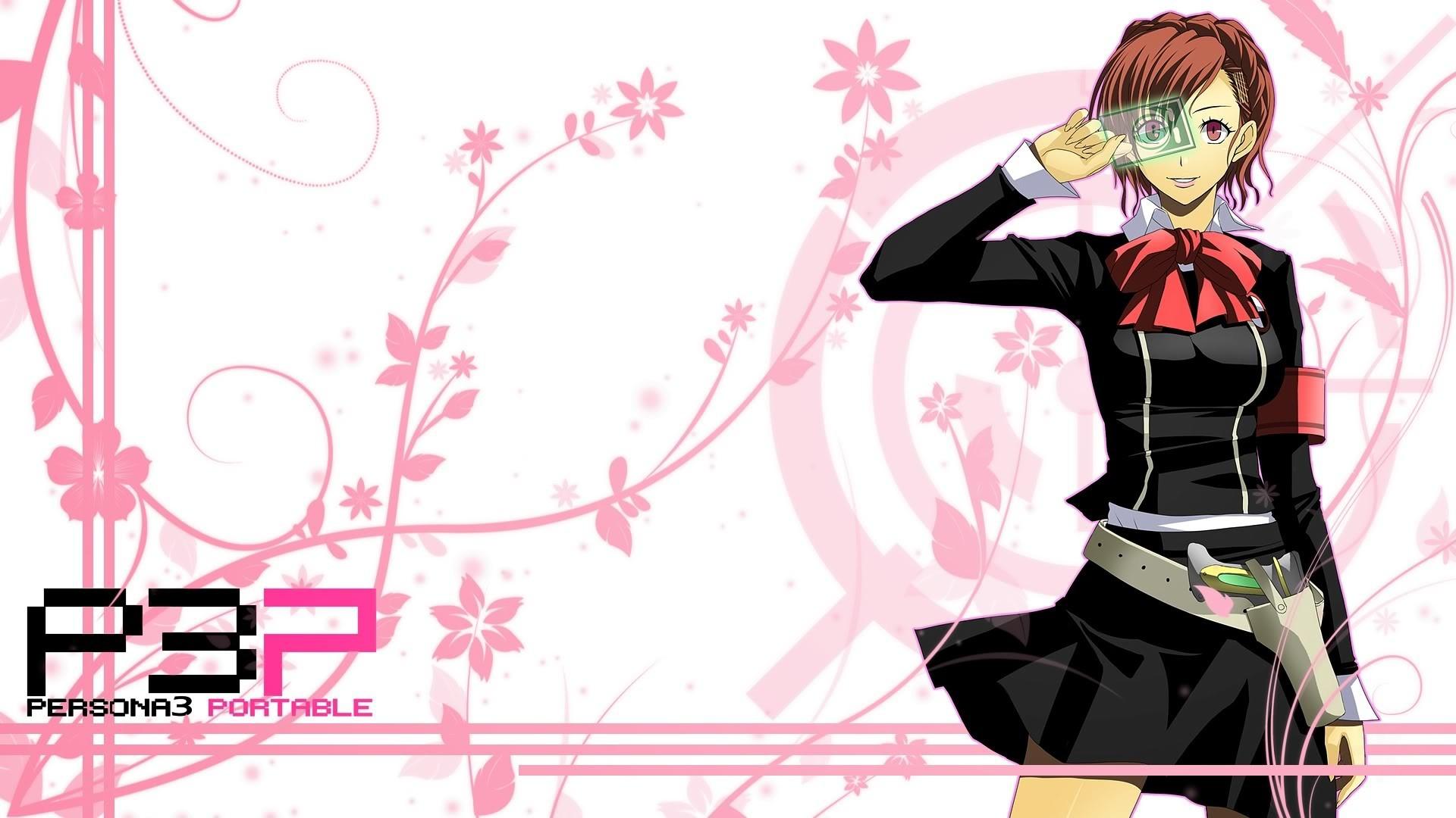 Persona 3 Portable Wallpaper Persona 3 spri…