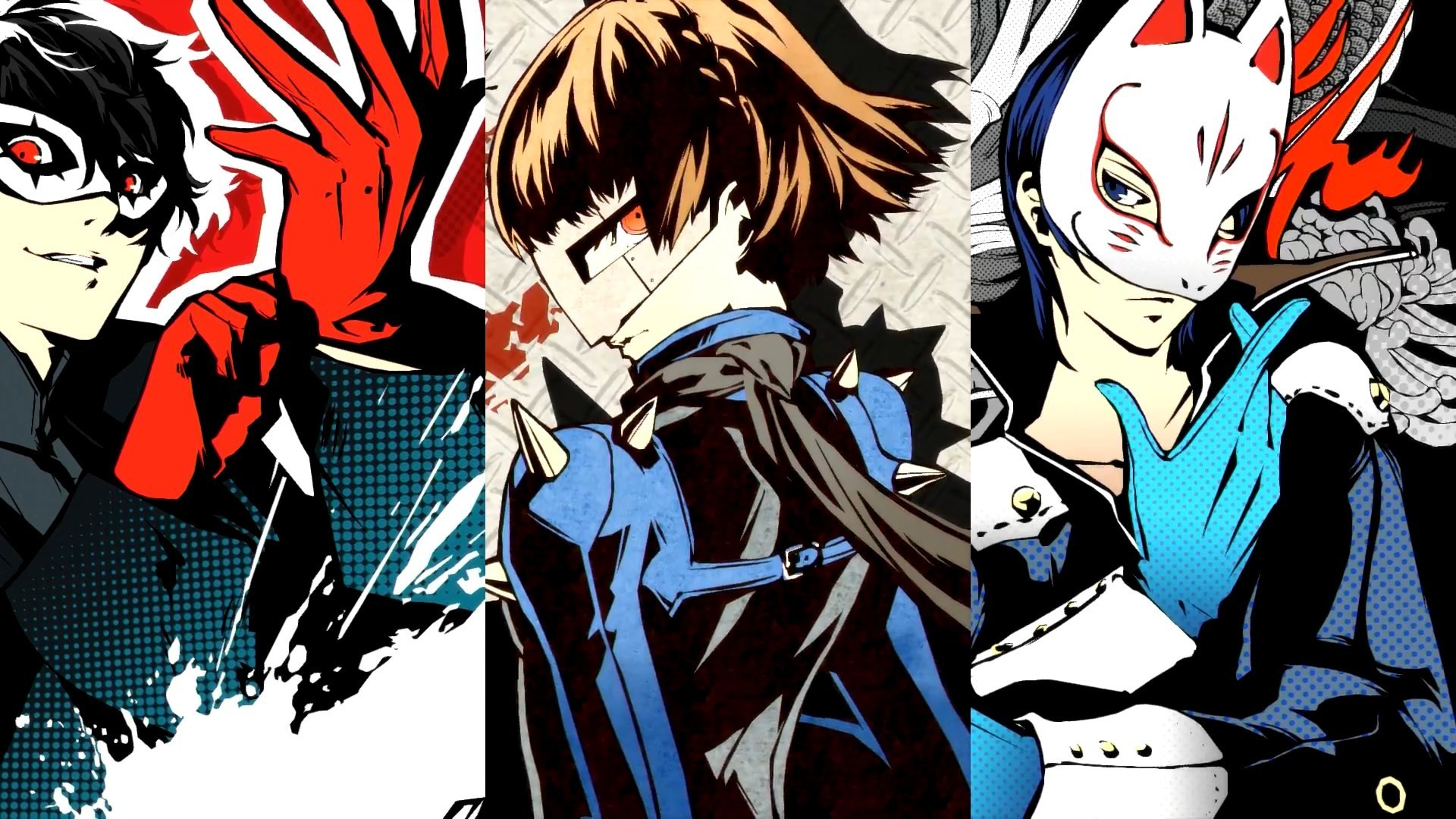 Persona-5-All-Out-Attack-Trailers.jpg (1920×1080)   How to Art   Pinterest    Artwork, Manga and Anime