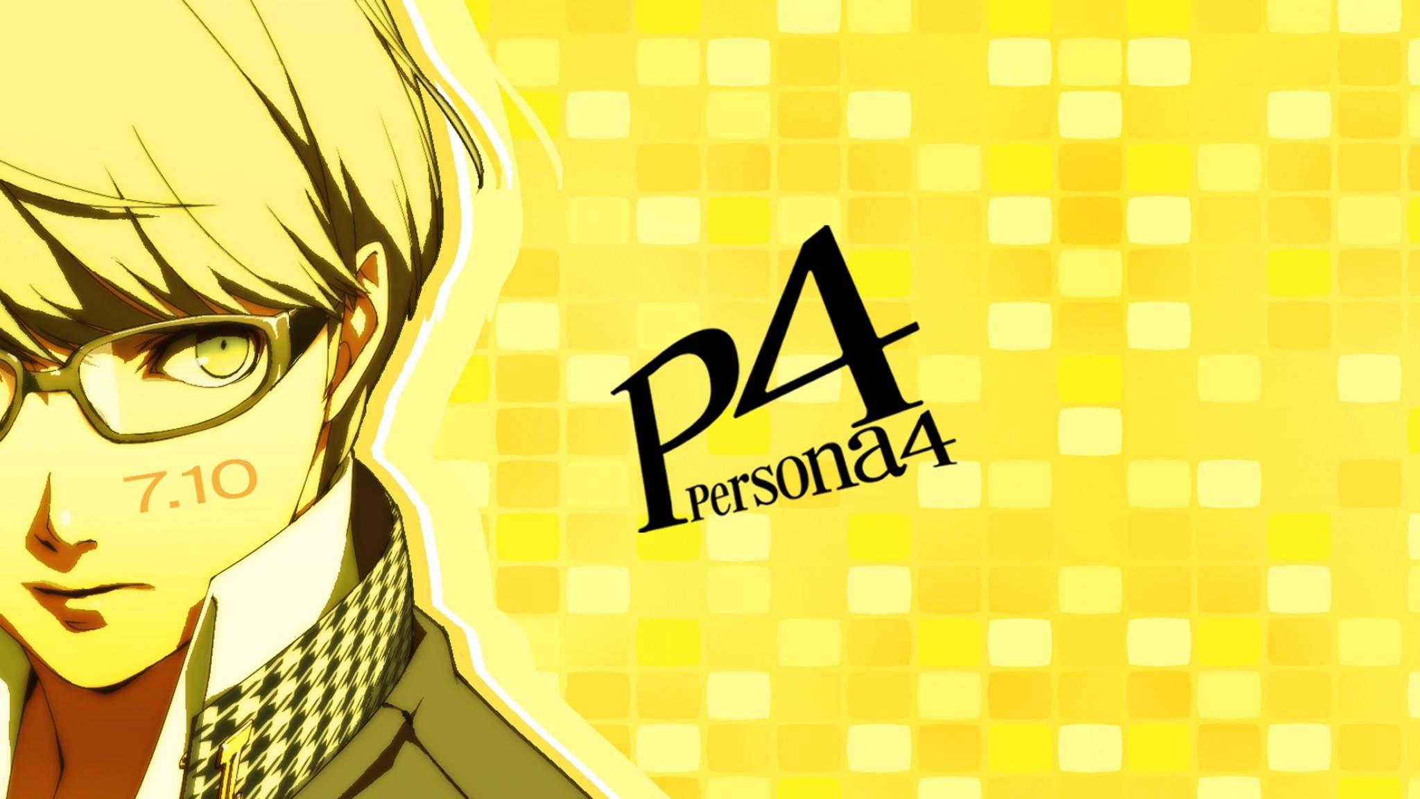 Preview wallpaper shin megami tensei persona 4, persona, ps2 2048×1152