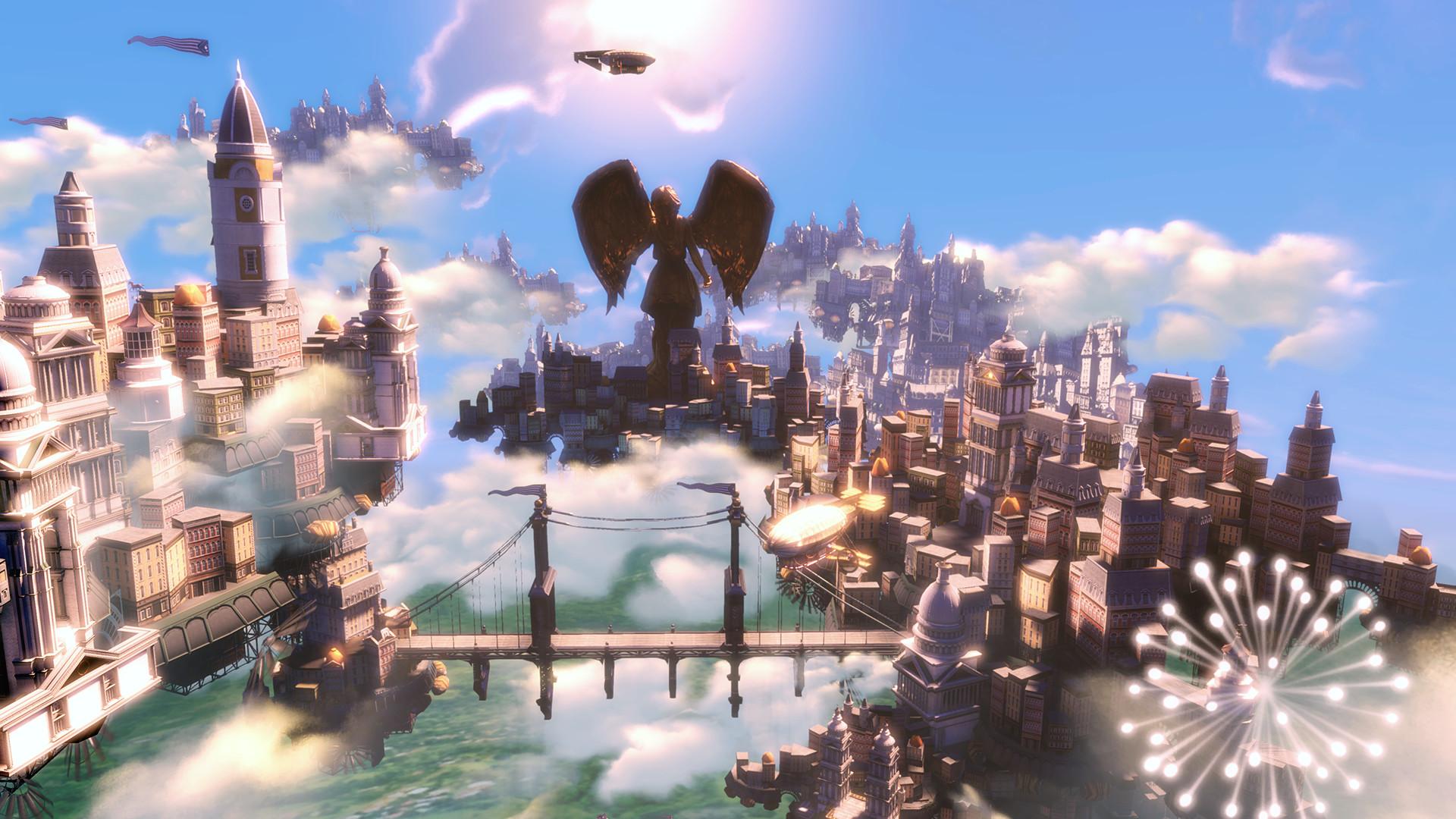Columbia – The BioShock Wiki – BioShock, BioShock 2, BioShock Infinite .