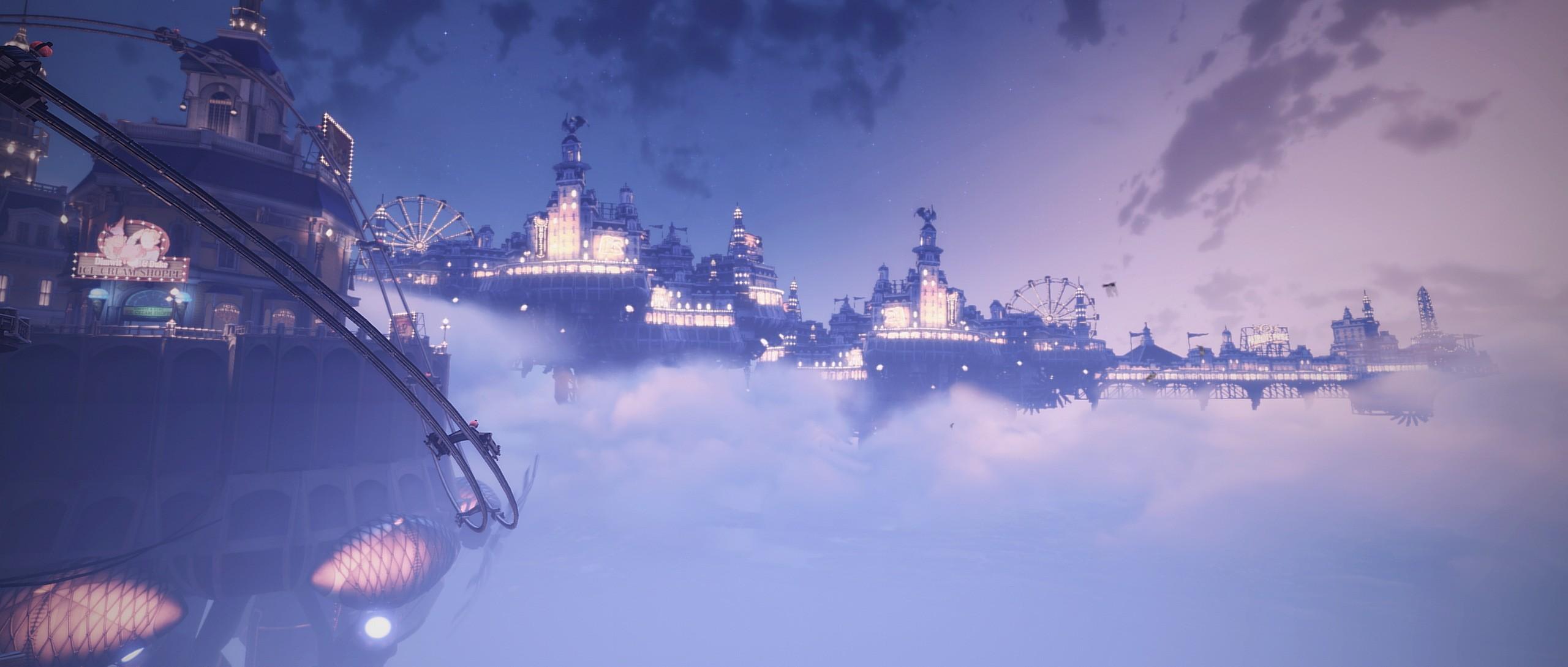 BioShock, Columbia (Bioshock), BioShock Infinite Wallpapers HD / Desktop  and Mobile Backgrounds