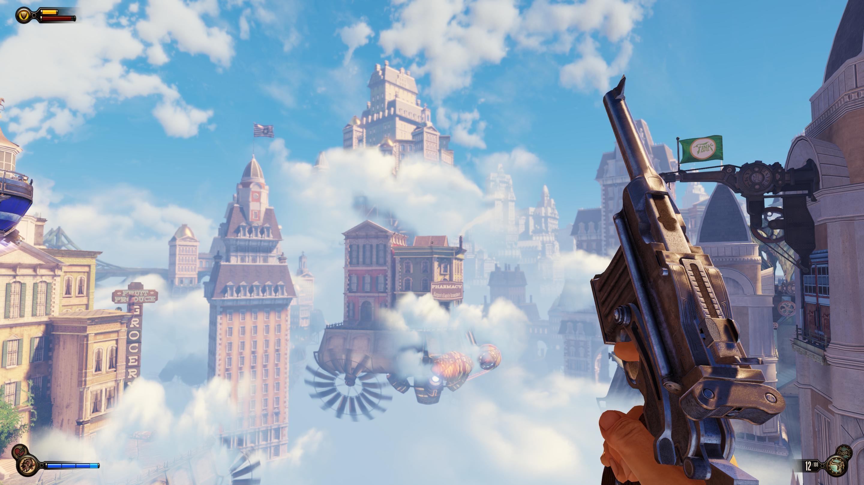 Afficher l'image d'origine · Bioshock SeriesBioshock InfiniteArt  GoogleMinecraftColumbiaMuralsConcept …
