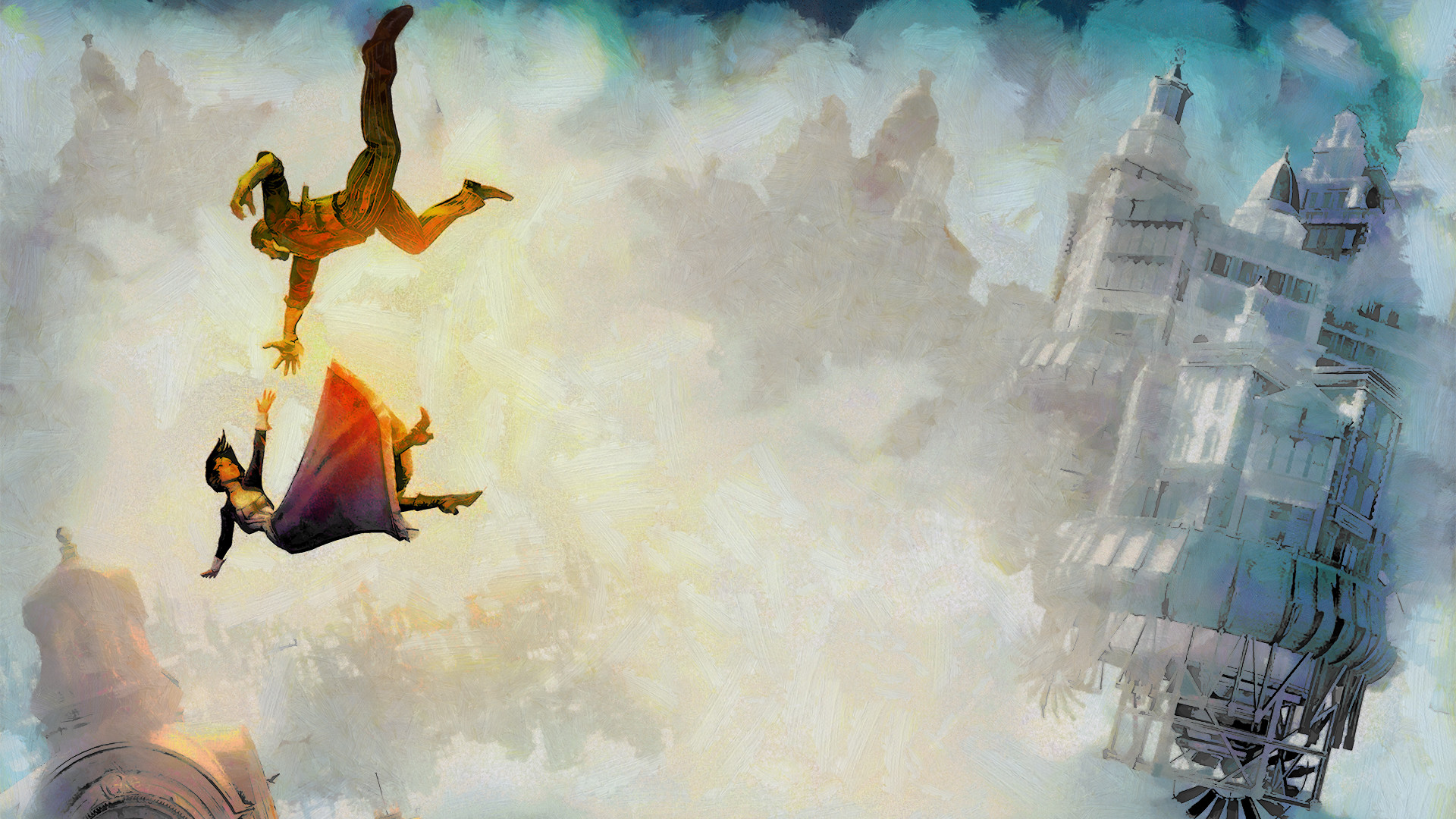 Bioshock Infinite HD Wallpapers Backgrounds Wallpaper