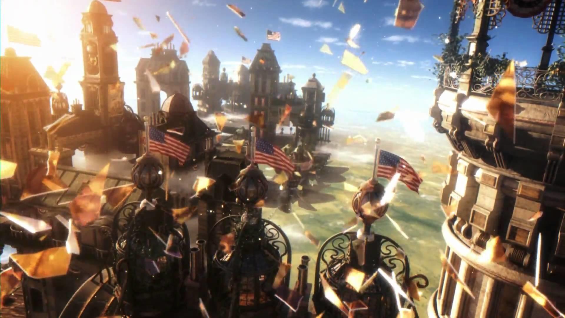BioShock: Infinite 'Debut Trailer' [1080p] TRUE-HD QUALITY