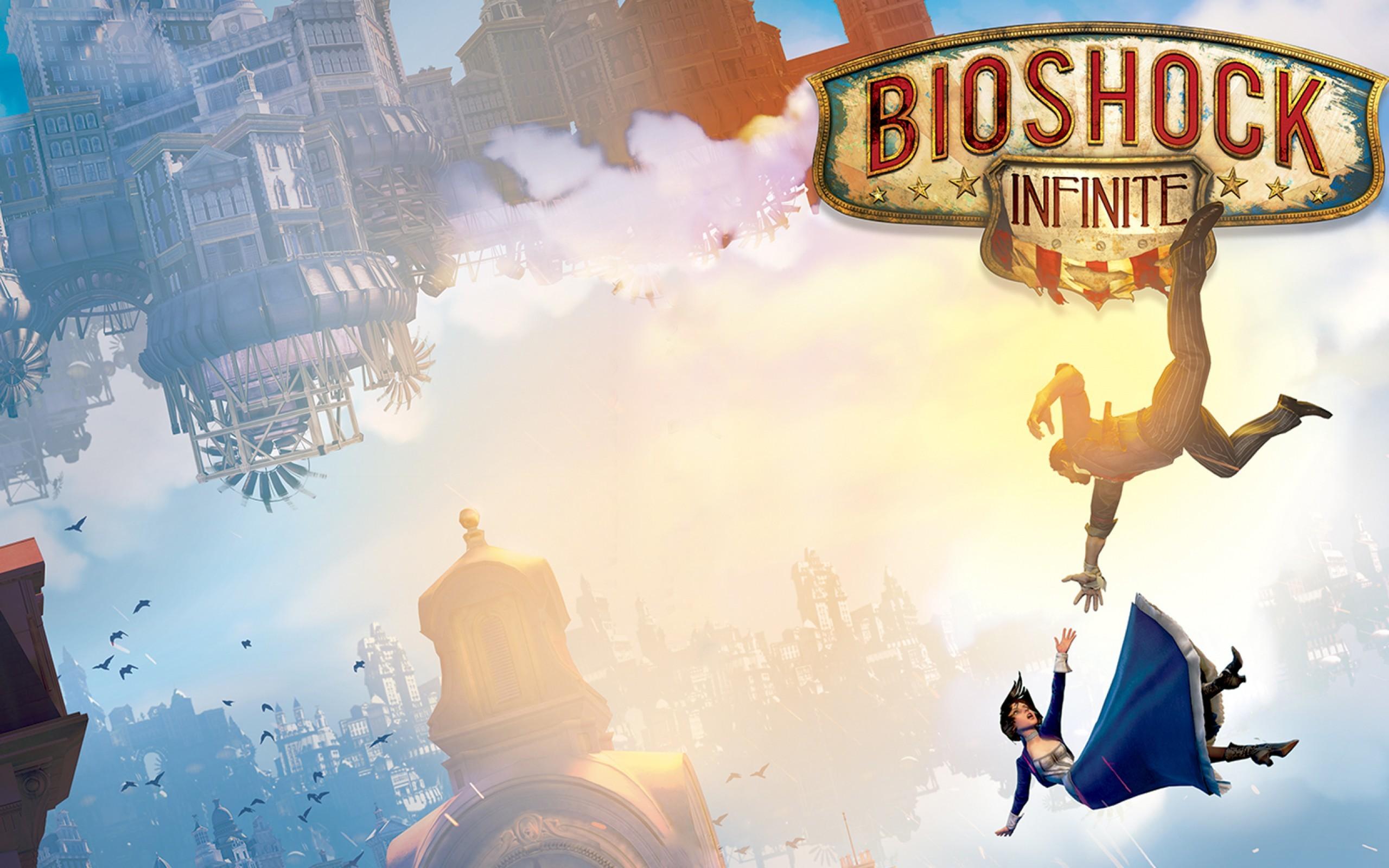 Download Wallpaper x Bioshock infinite Elizabeth Booker | HD Wallpapers |  Pinterest | Bioshock, BioShock Infinite and Hd wallpaper