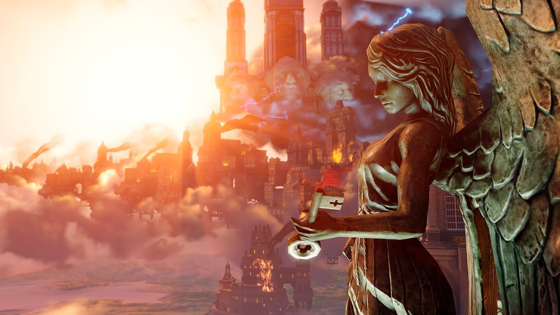 Bioshock Infinite Wallpaper Collection For Free Download