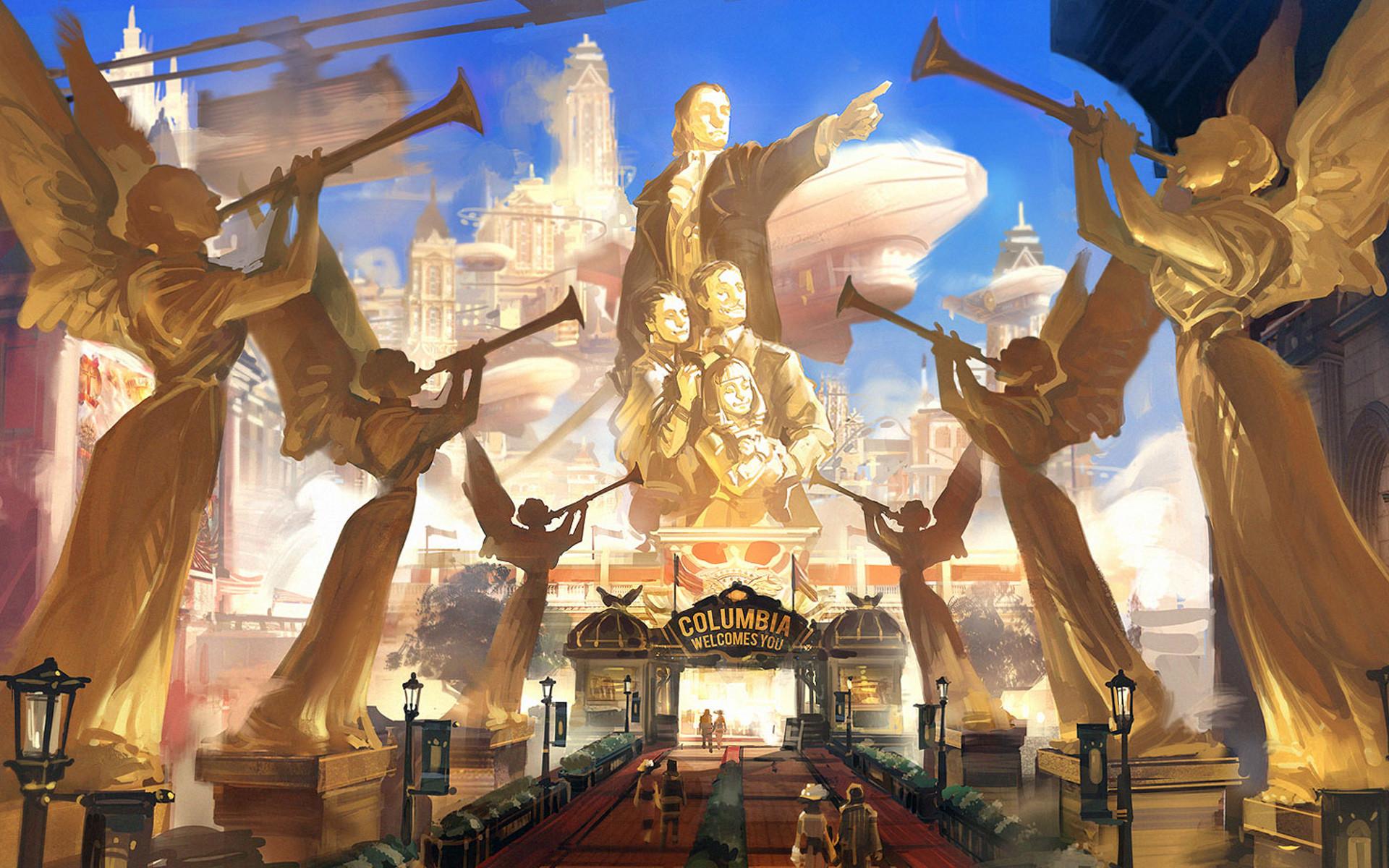 Free Bioshock Infinite Wallpaper in 1920×1200