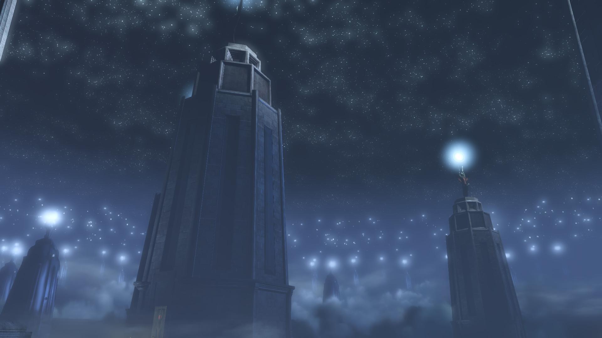 … Each Lighthouse a Door [Bioshock Infinite] by Bankaii94