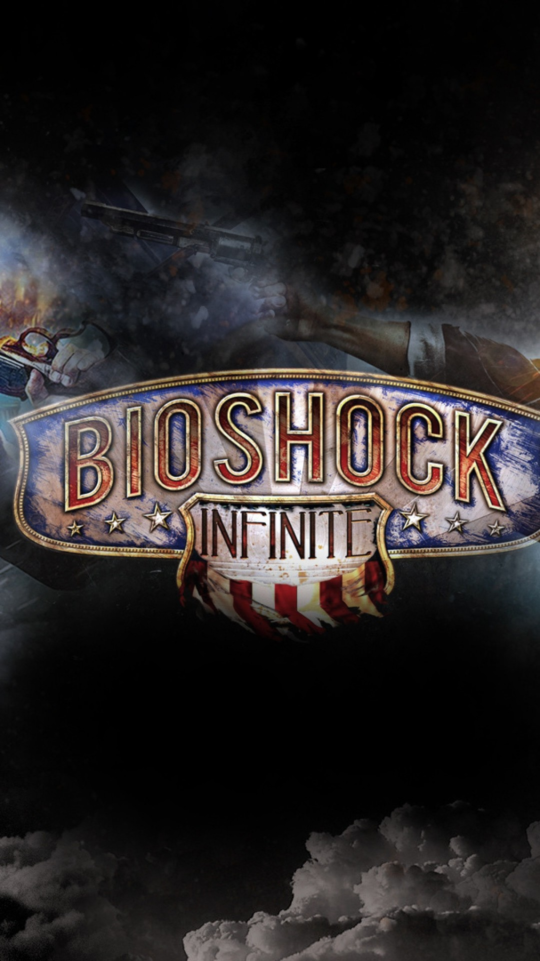 HD Bioshock Infinite iPhone Wallpaper | PixelsTalk.Net