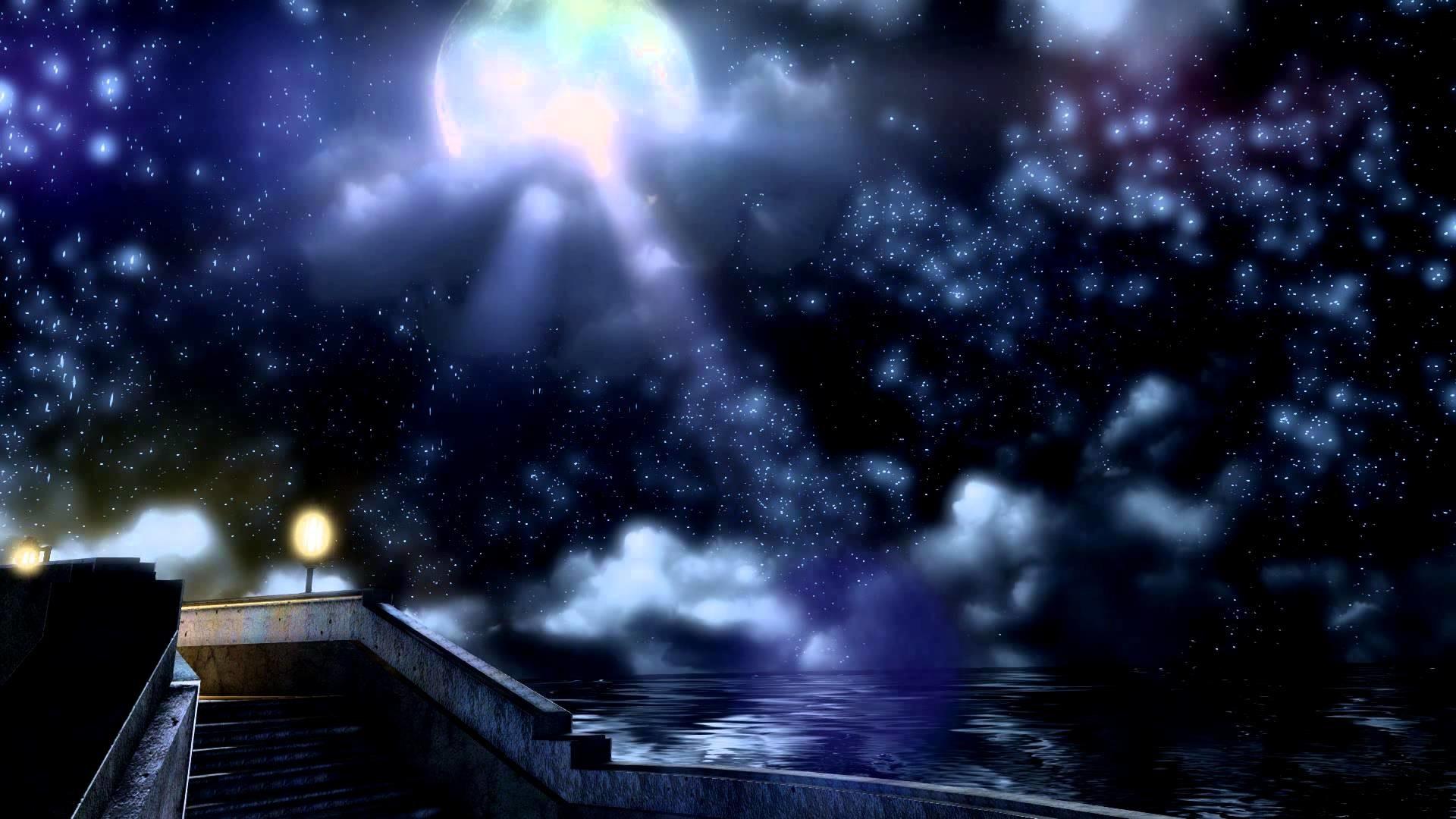 DreamScene [Live Wallpaper] – Bioshock Infinite – Moon A (1080p) –  Dual-Monitor – YouTube