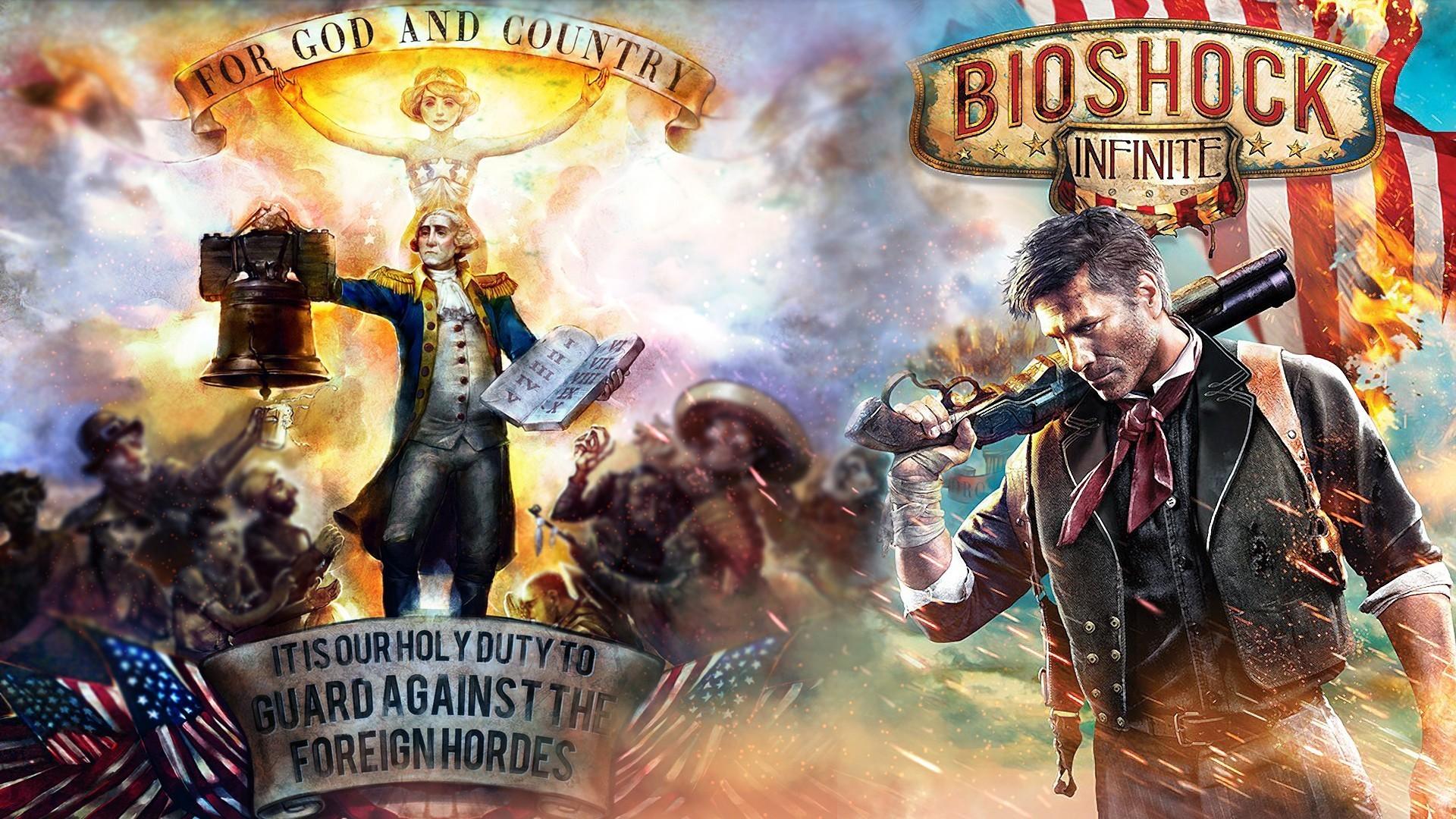 Bioshock Infinite Images