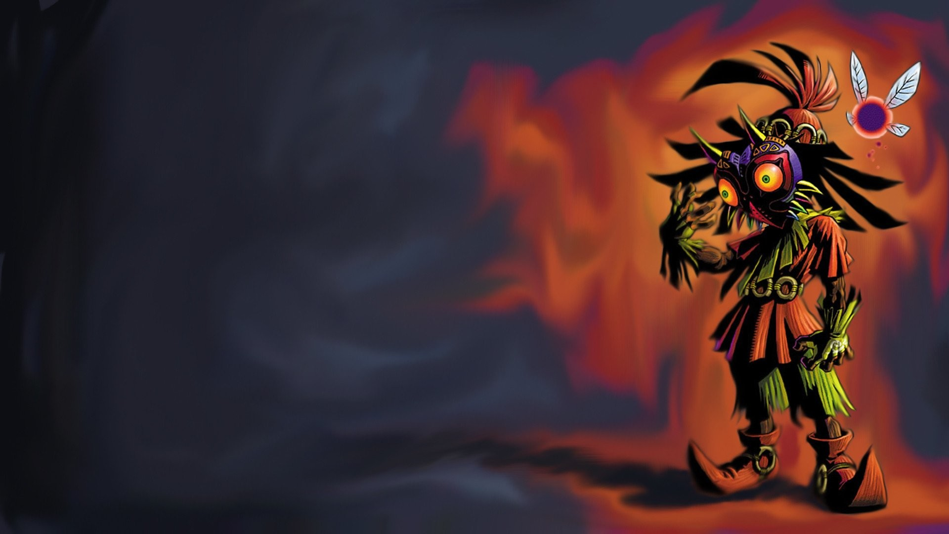 Video Game – The Legend Of Zelda: Majora's Mask Wallpaper