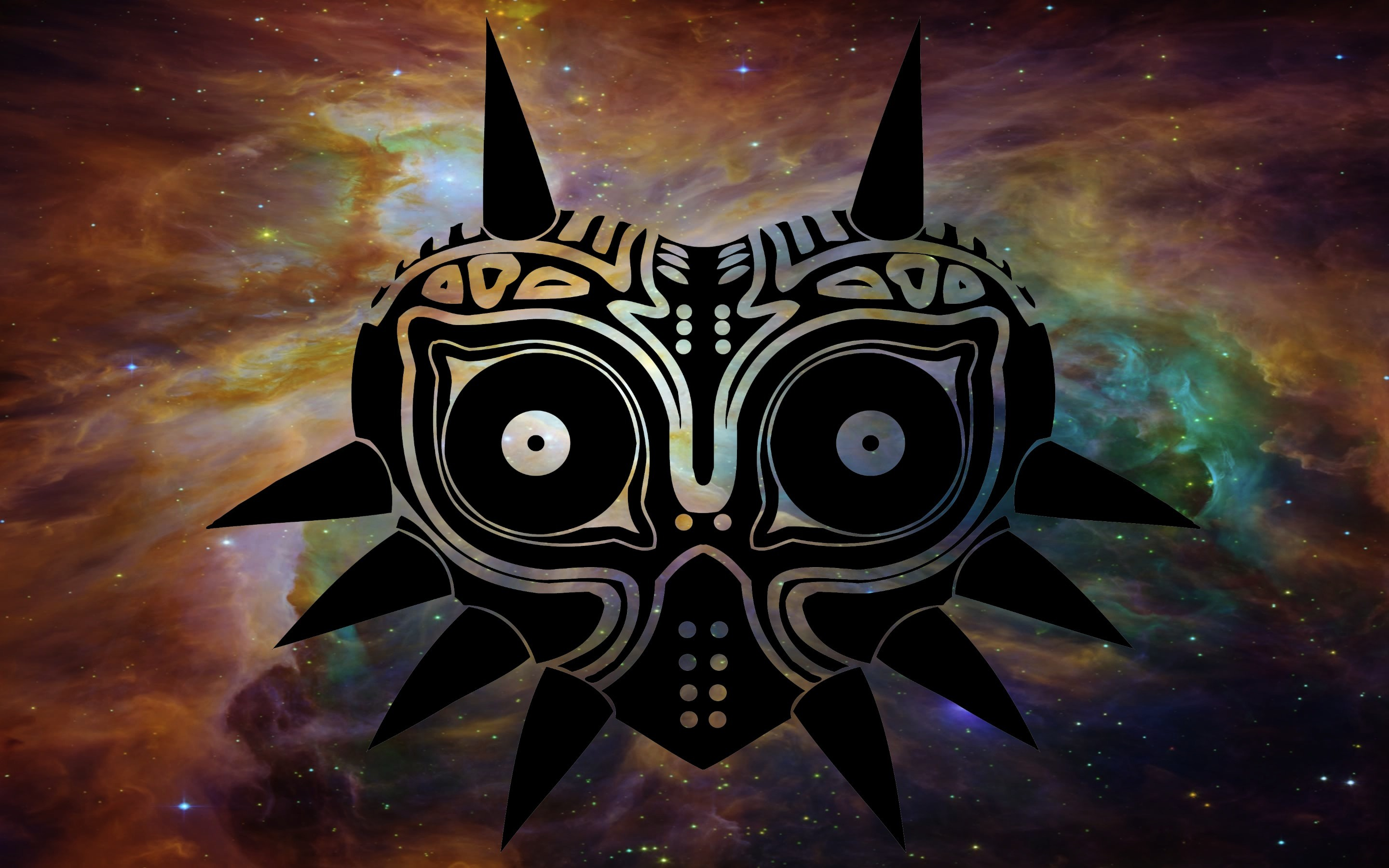 Here is a cool Majora's Mask wallpaper I made …