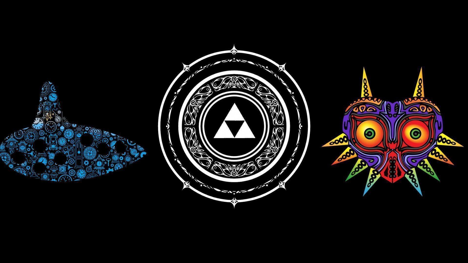 The Legend Of Zelda Majora Mask High Resolution Hd Wallpaper