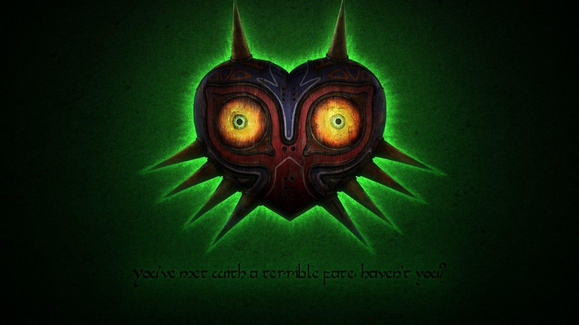 Majoras Mask Skull Kid Tattoo 83 I Just Made This Pictures