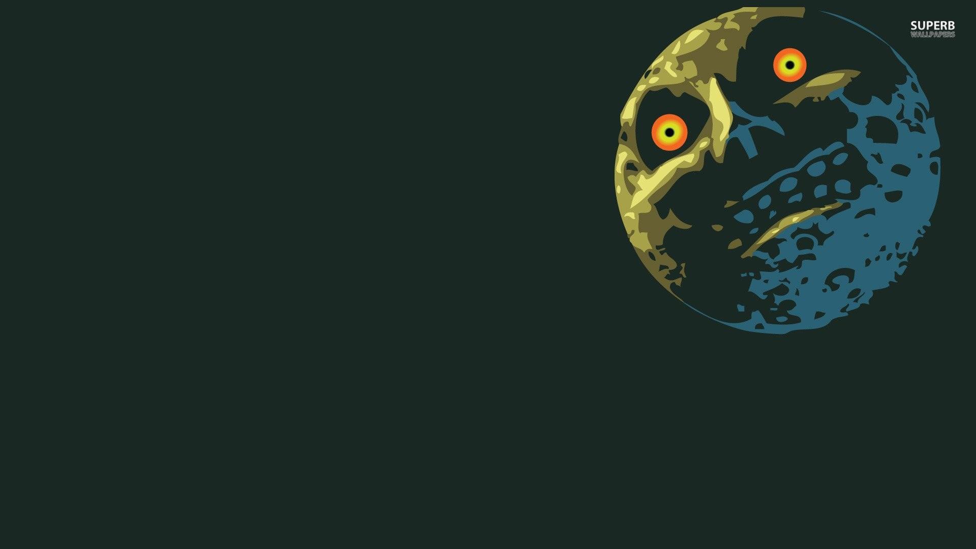 Moon – The Legend Of Zelda Majora's Mask