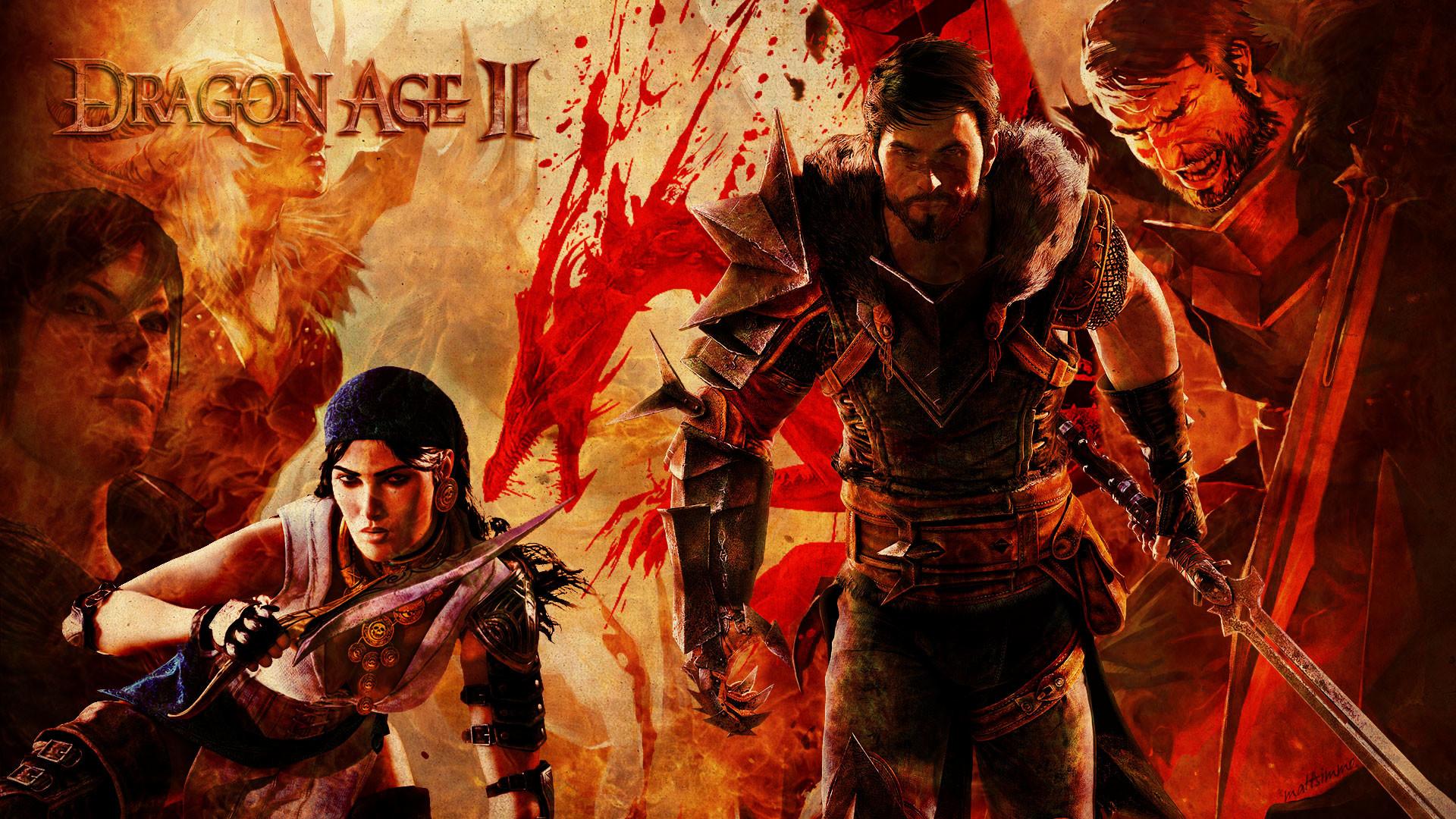 Dragon Age 2 – Dragon Age: Origins Wallpaper (30421547) – Fanpop