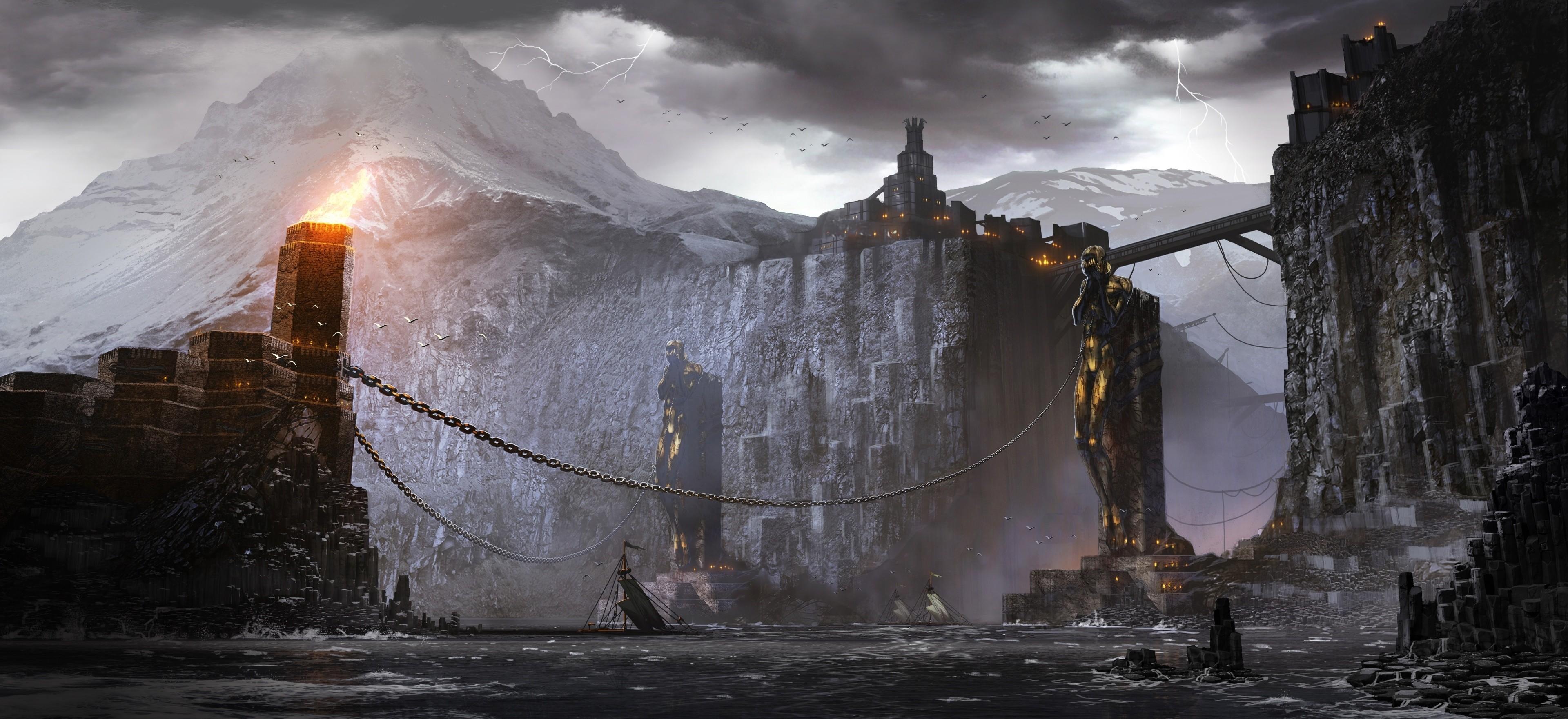 Blood Dark Dragon Age II Mage · HD Wallpaper   Background ID:113239