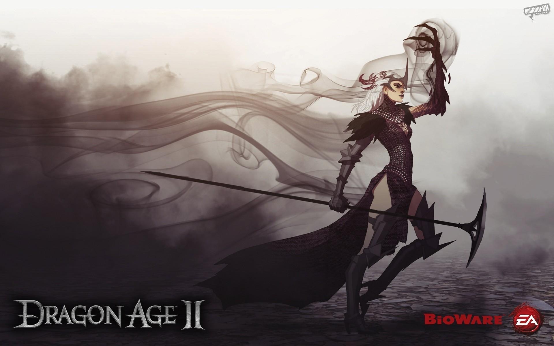 Dragon Age 2 desktop PC and Mac wallpaper