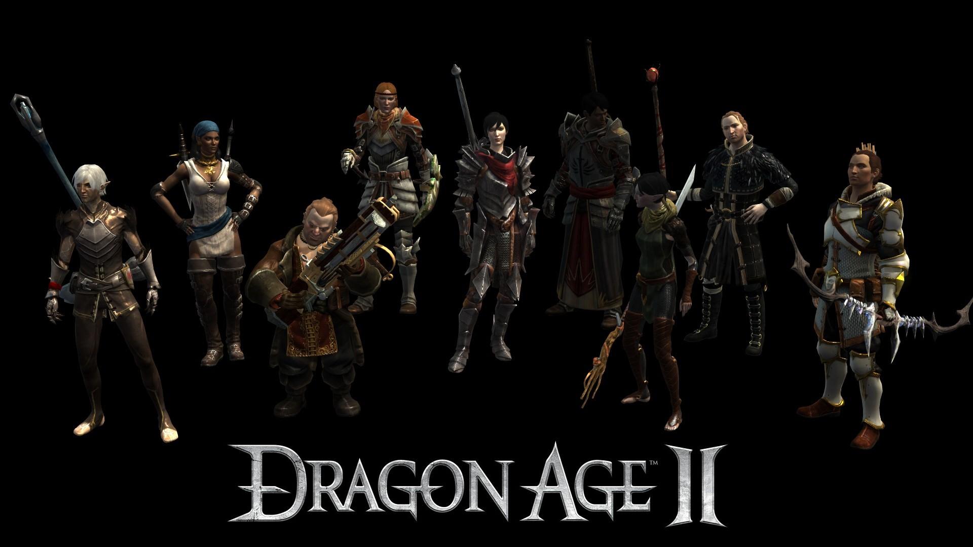 73 Dragon Age 2 Hd