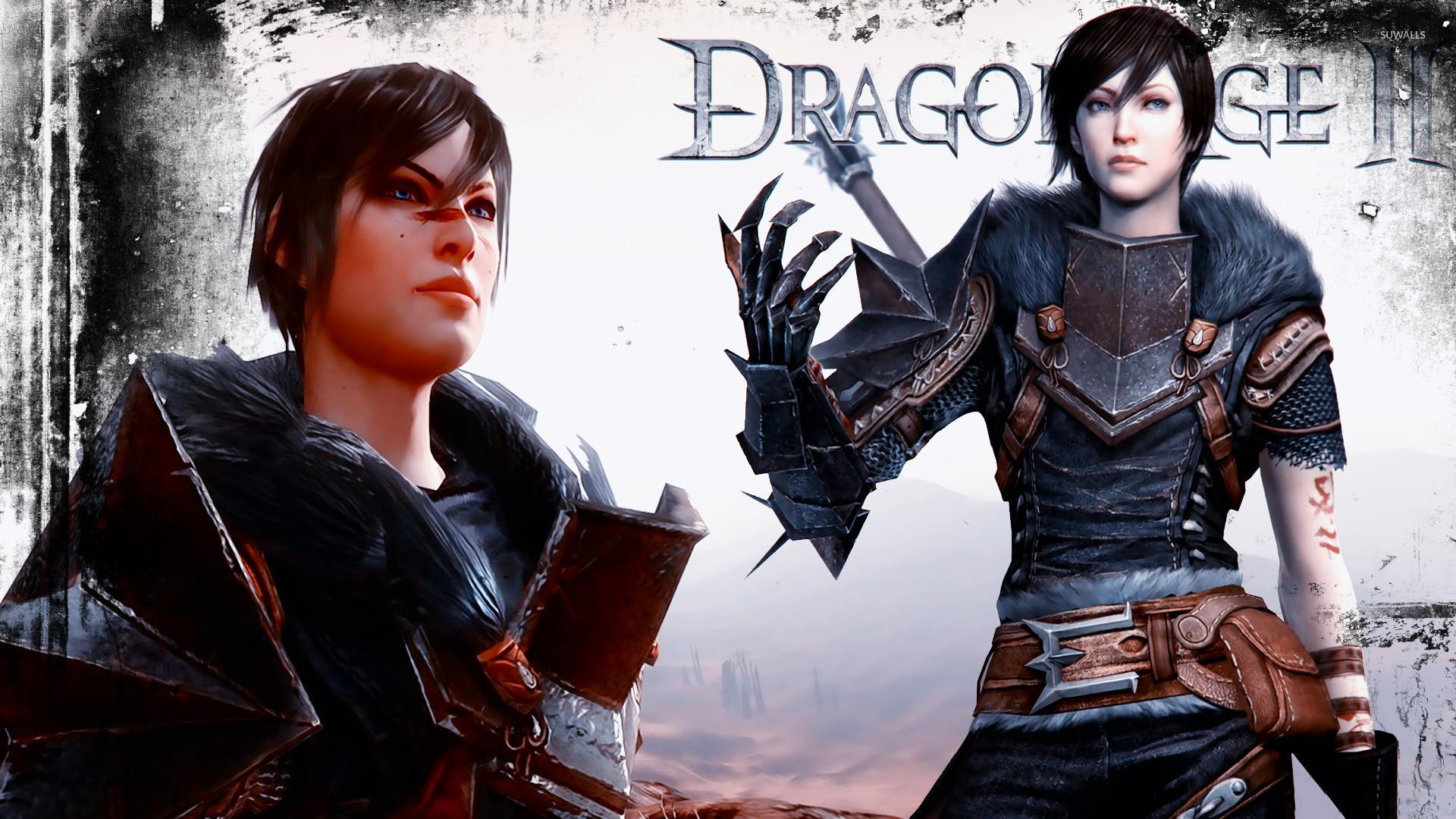 Dragon Age II [2] wallpaper